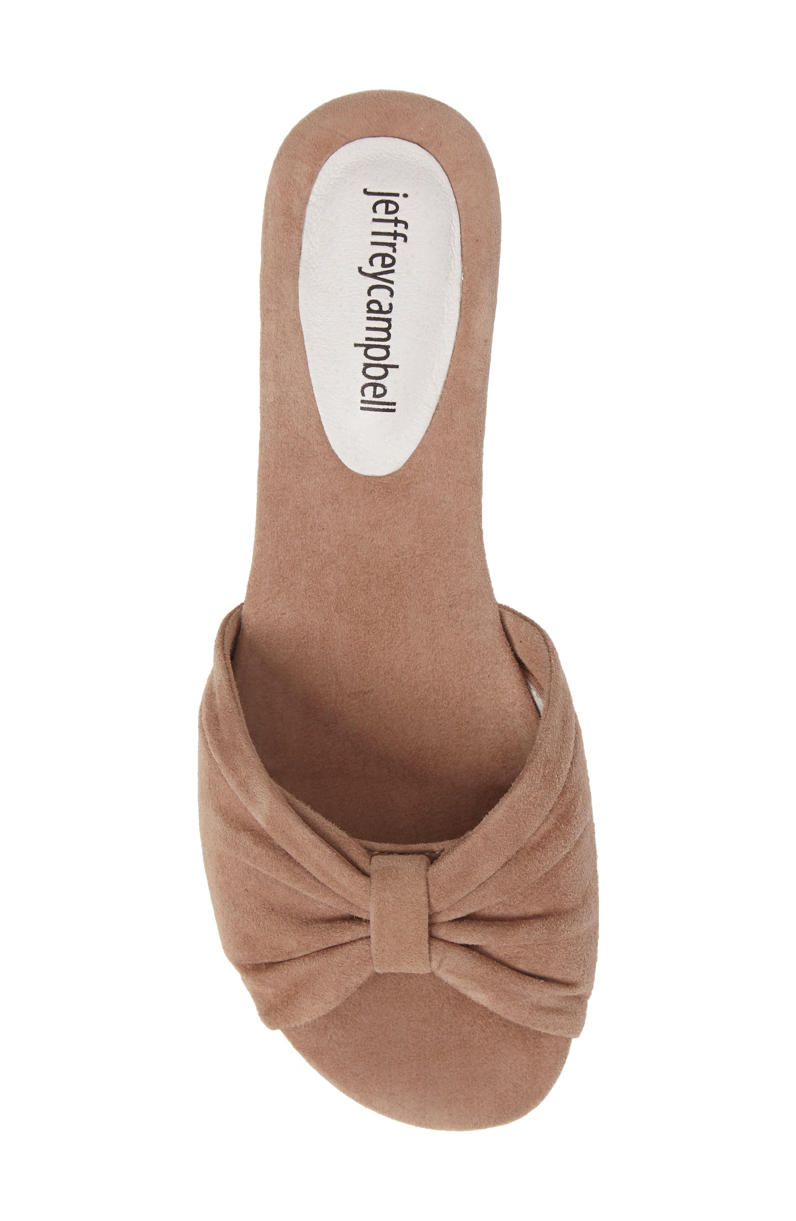 Alternate Image 5  - Jeffrey Campbell Turbina Embellished Slide Sandal (Women)