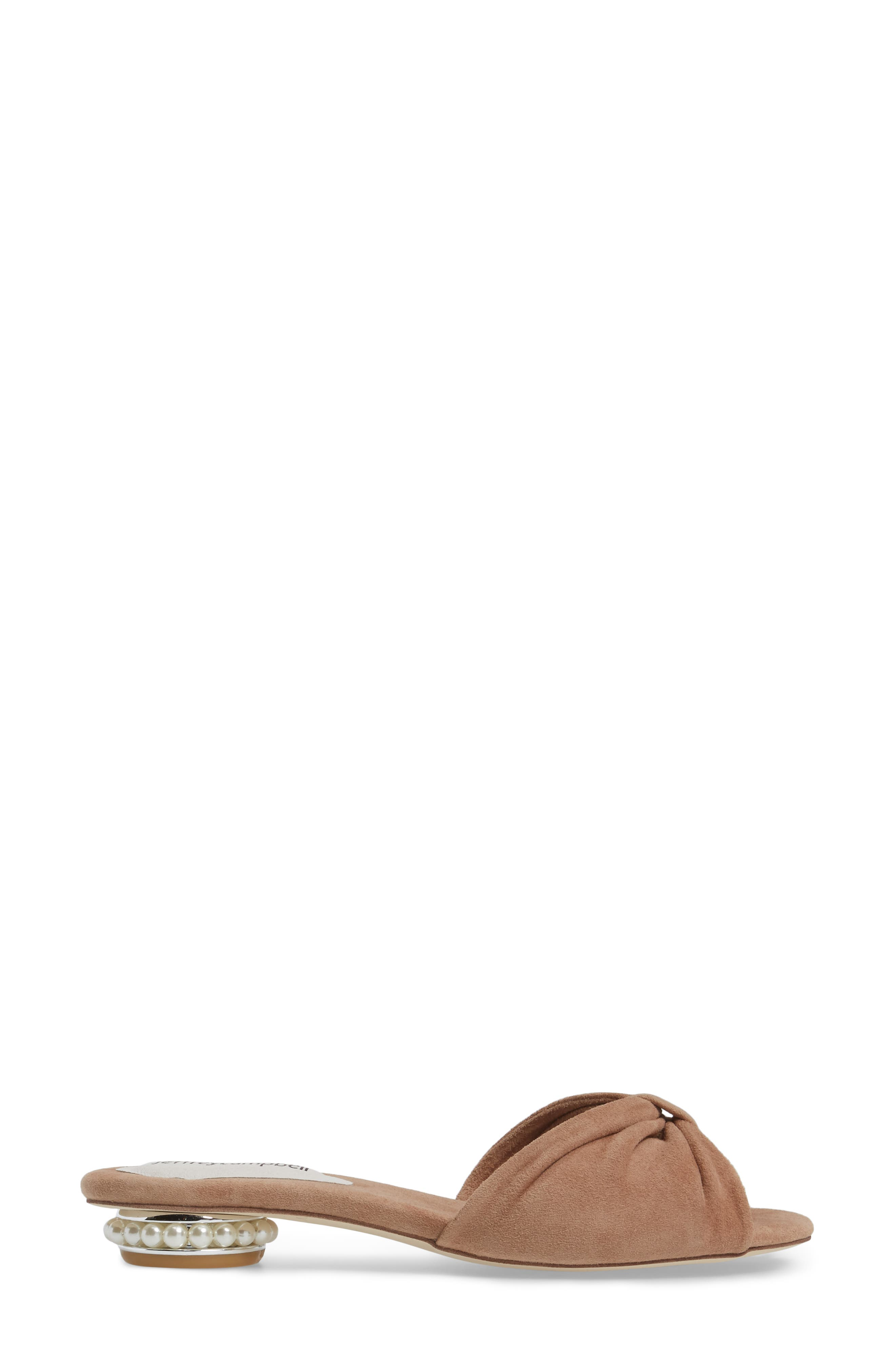 Alternate Image 3  - Jeffrey Campbell Turbina Embellished Slide Sandal (Women)