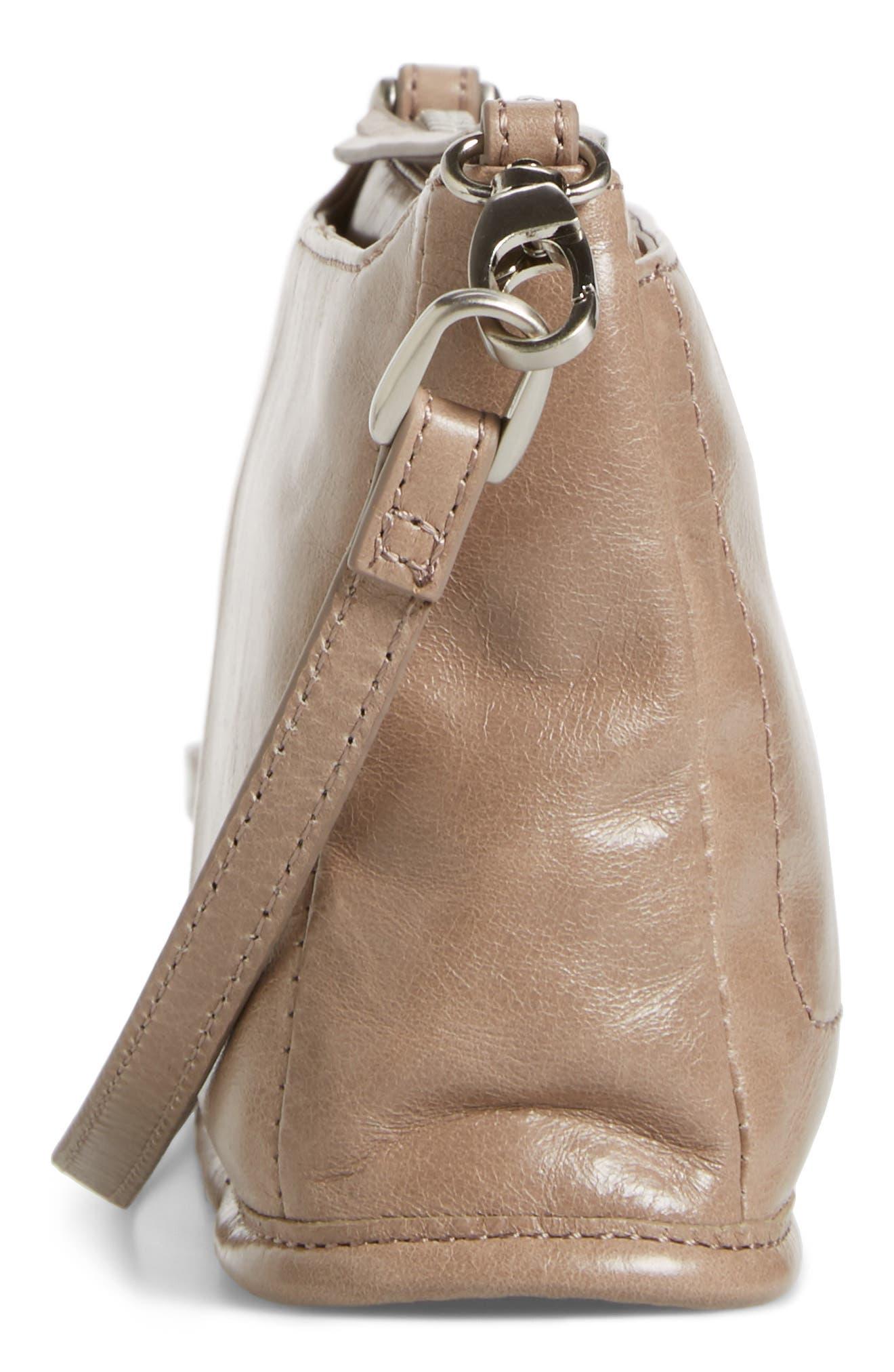 Alternate Image 5  - Hobo 'Small Cadence' Leather Crossbody Bag