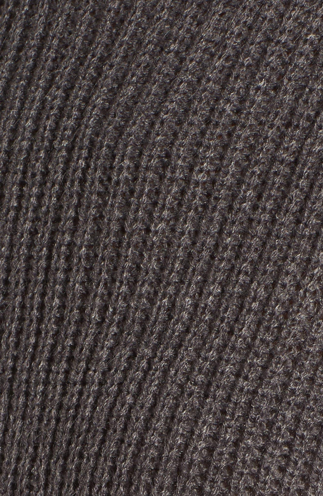 Alternate Image 5  - Madison & Berkeley Laced Sleeve Sweater