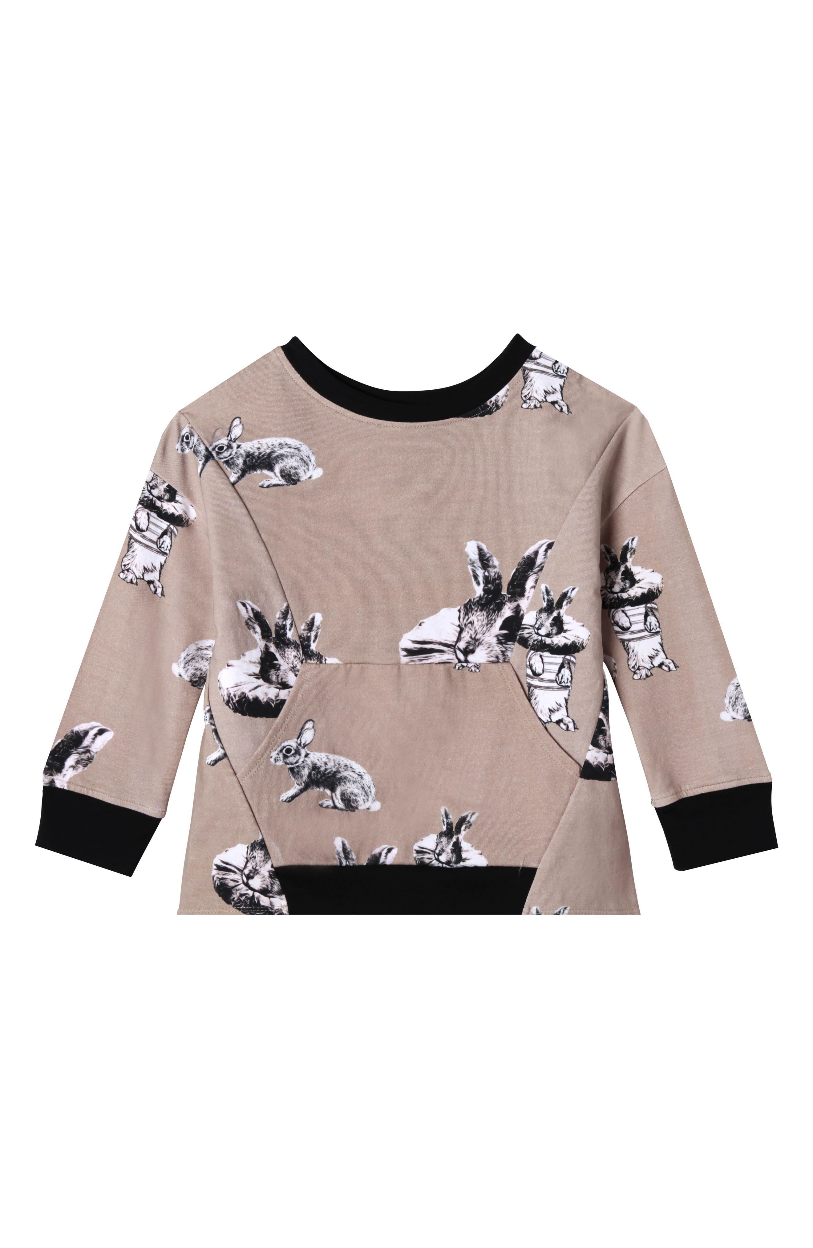 Amelia Sweatshirt,                         Main,                         color, Taupe