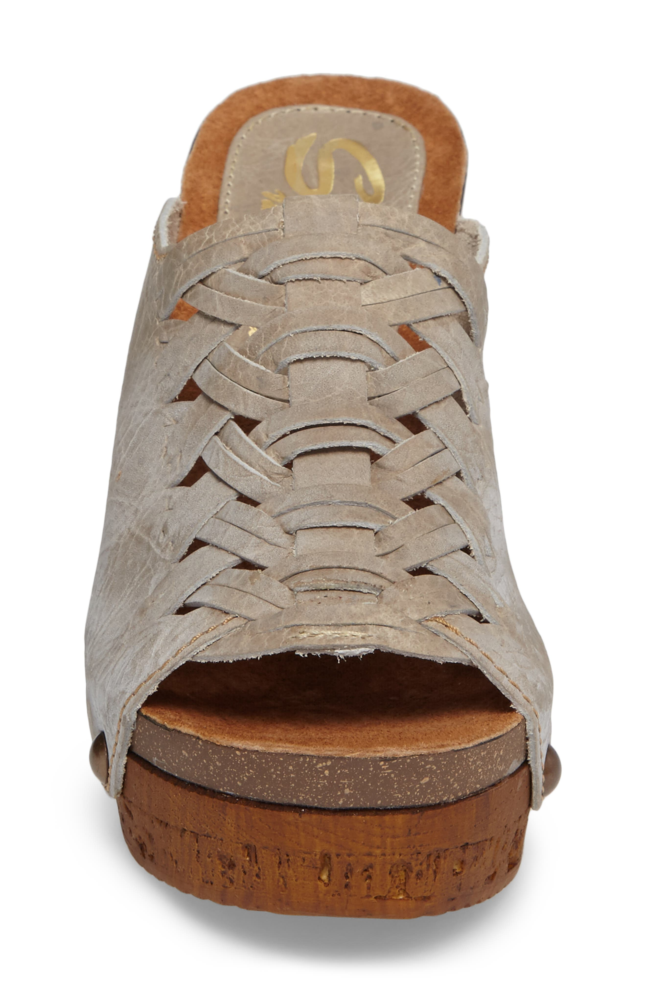 Alternate Image 5  - Sbicca Genesis Platform Wedge Sandal (Women)