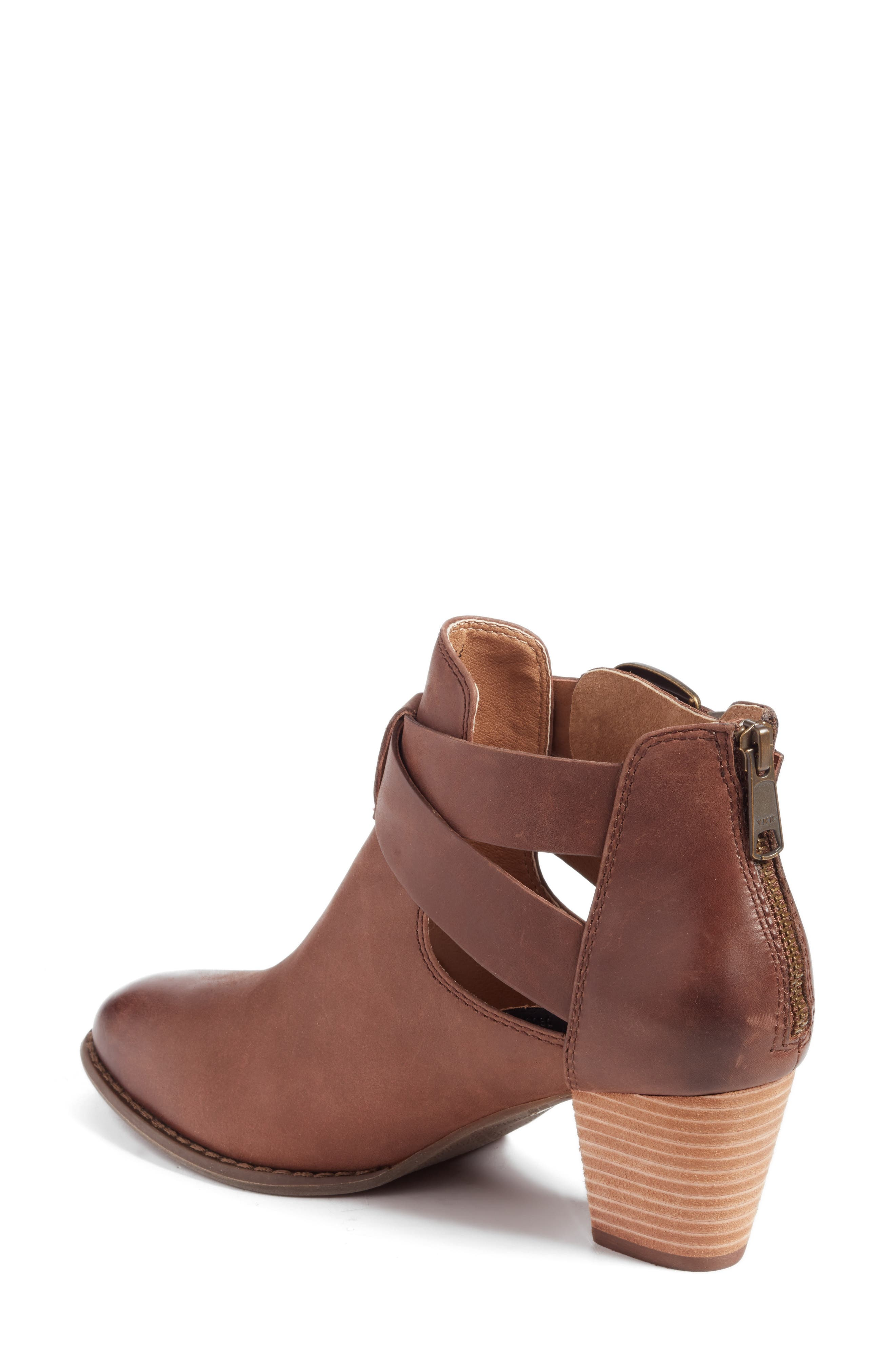 Alternate Image 2  - Vionic Rory Buckle Strap Bootie (Women)