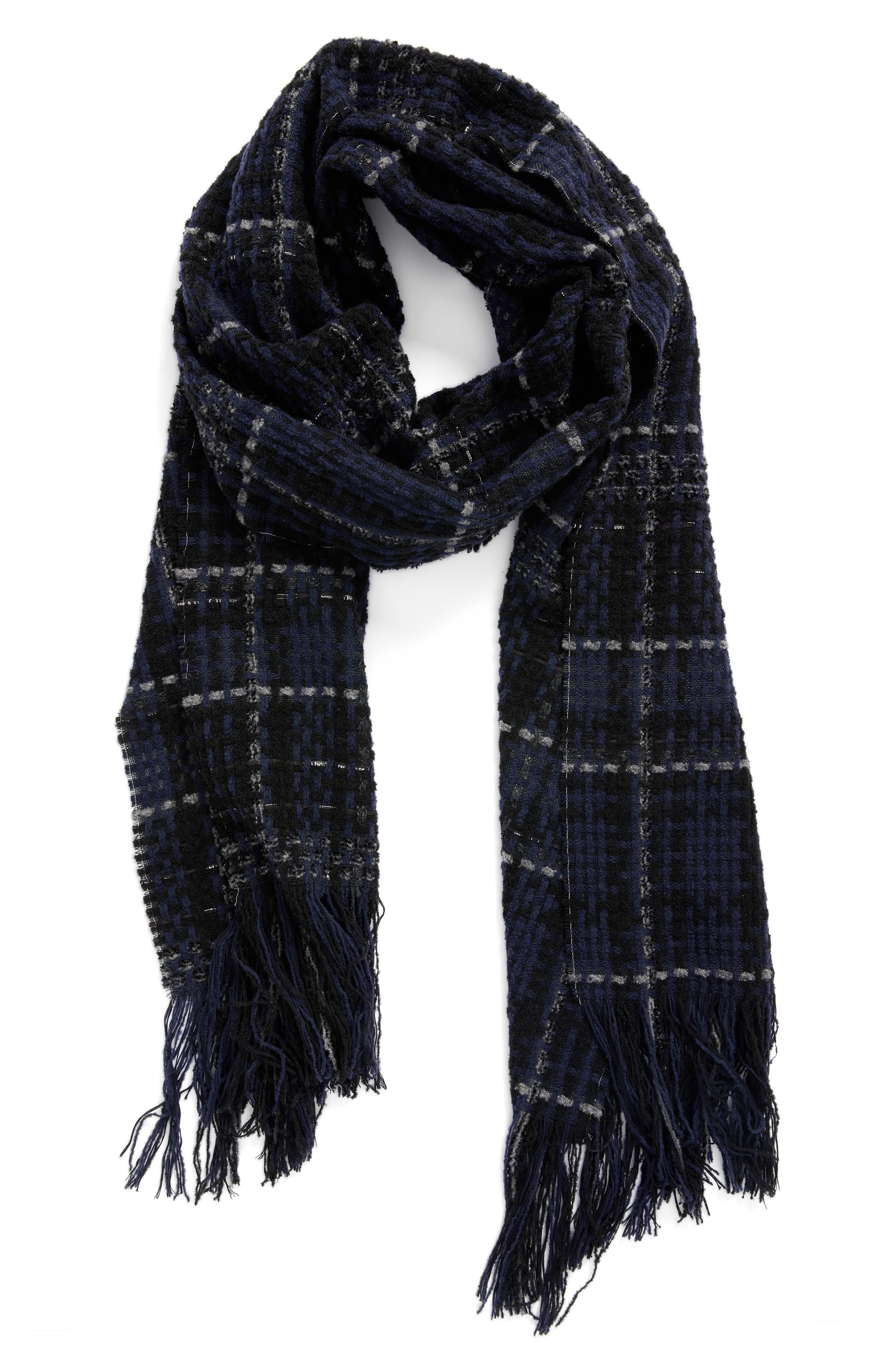 Alternate Image 2  - rag & bone Linton Tweed Scarf