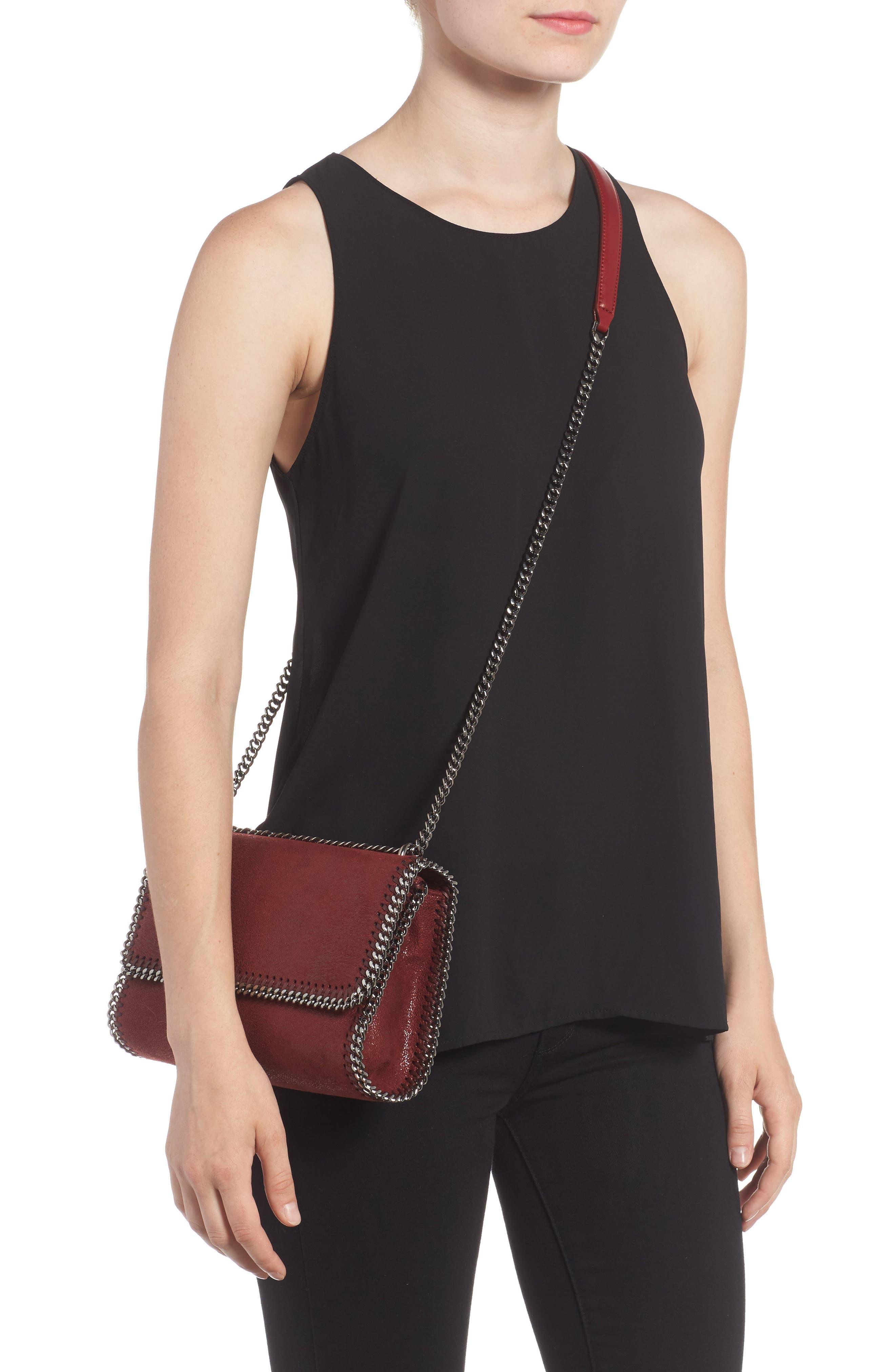 Alternate Image 2  - Stella McCartney Shaggy Deer Flap Shoulder Bag