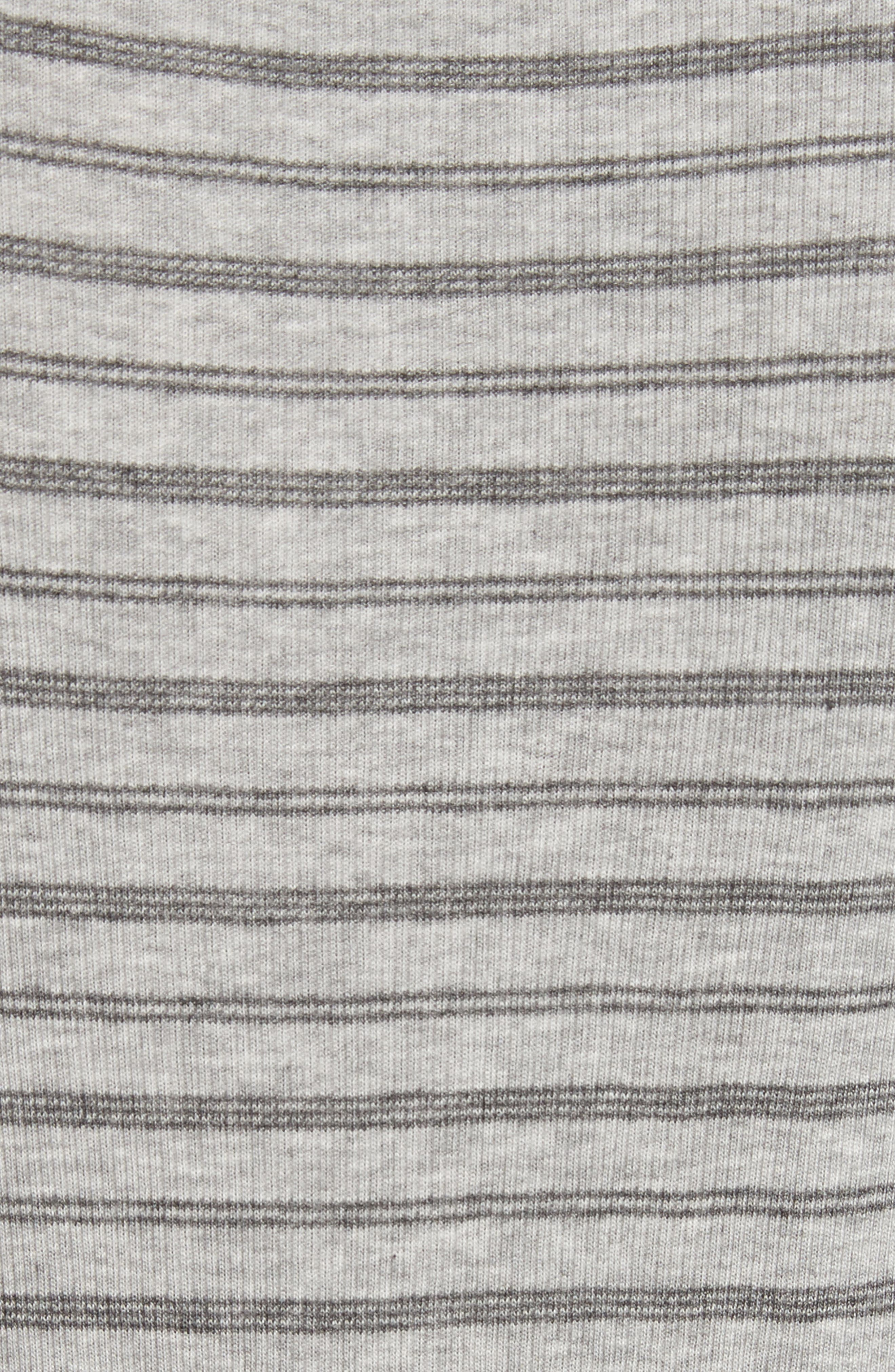 Alternate Image 6  - Vince Double Stripe Top