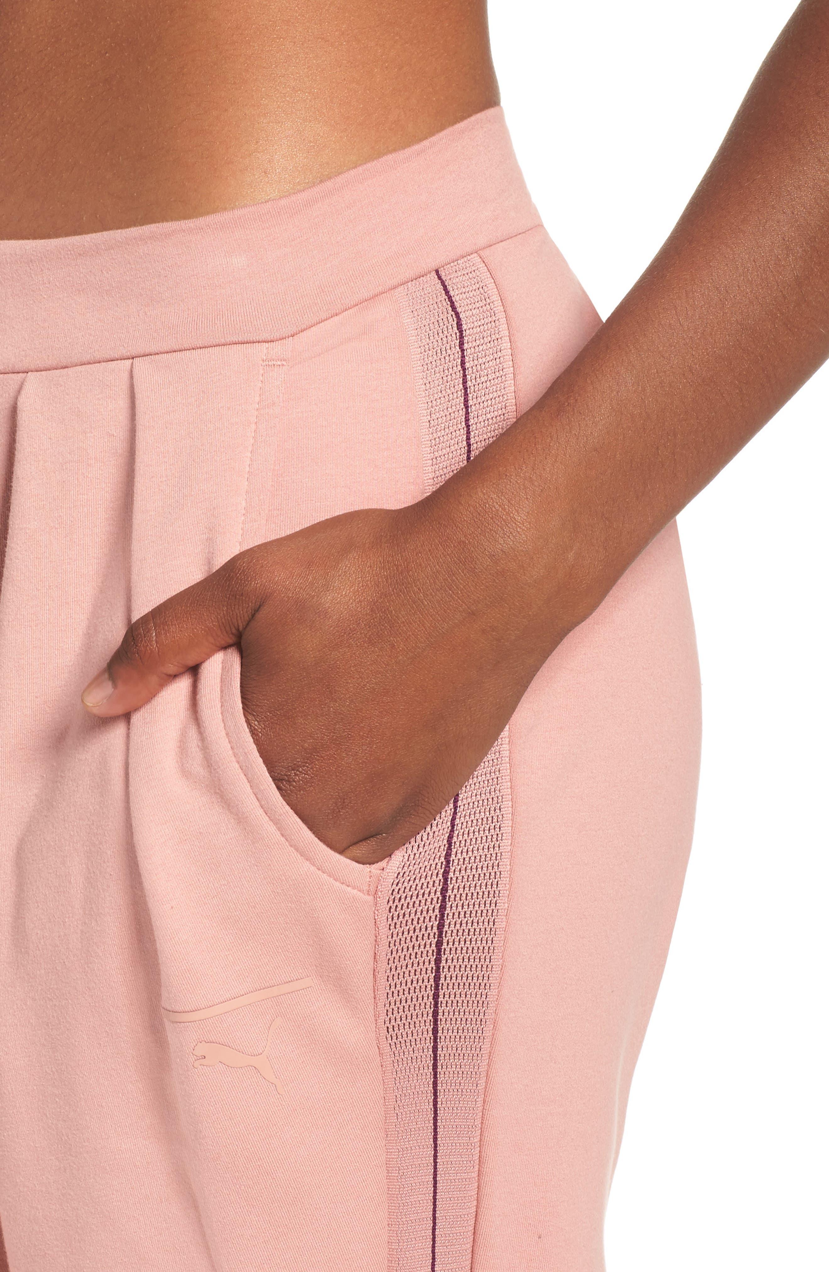 Alternate Image 4  - PUMA Trouser Sweatpants