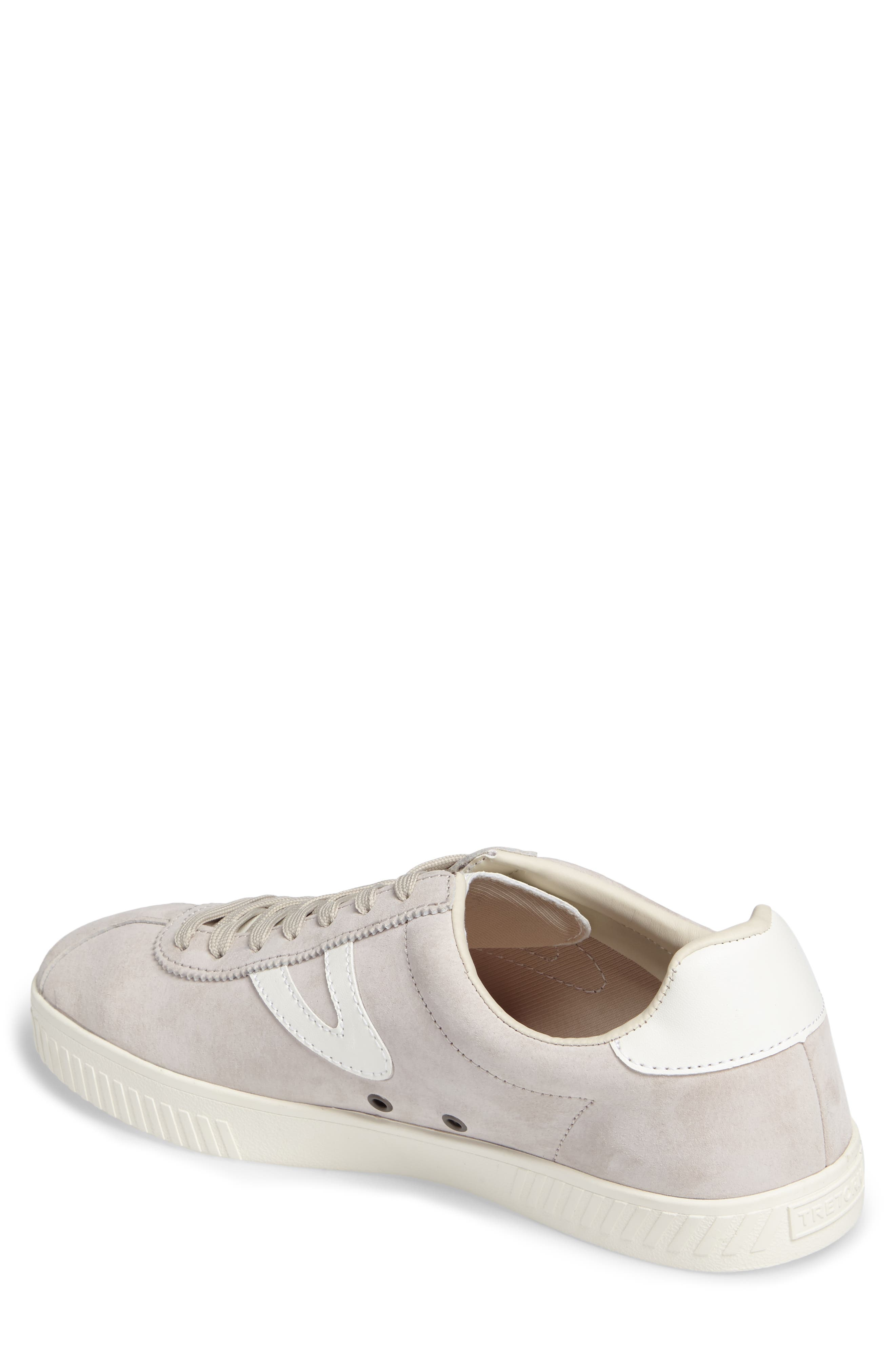 Camden 3 Sneaker,                             Alternate thumbnail 2, color,                             Birch/ White Nubuck
