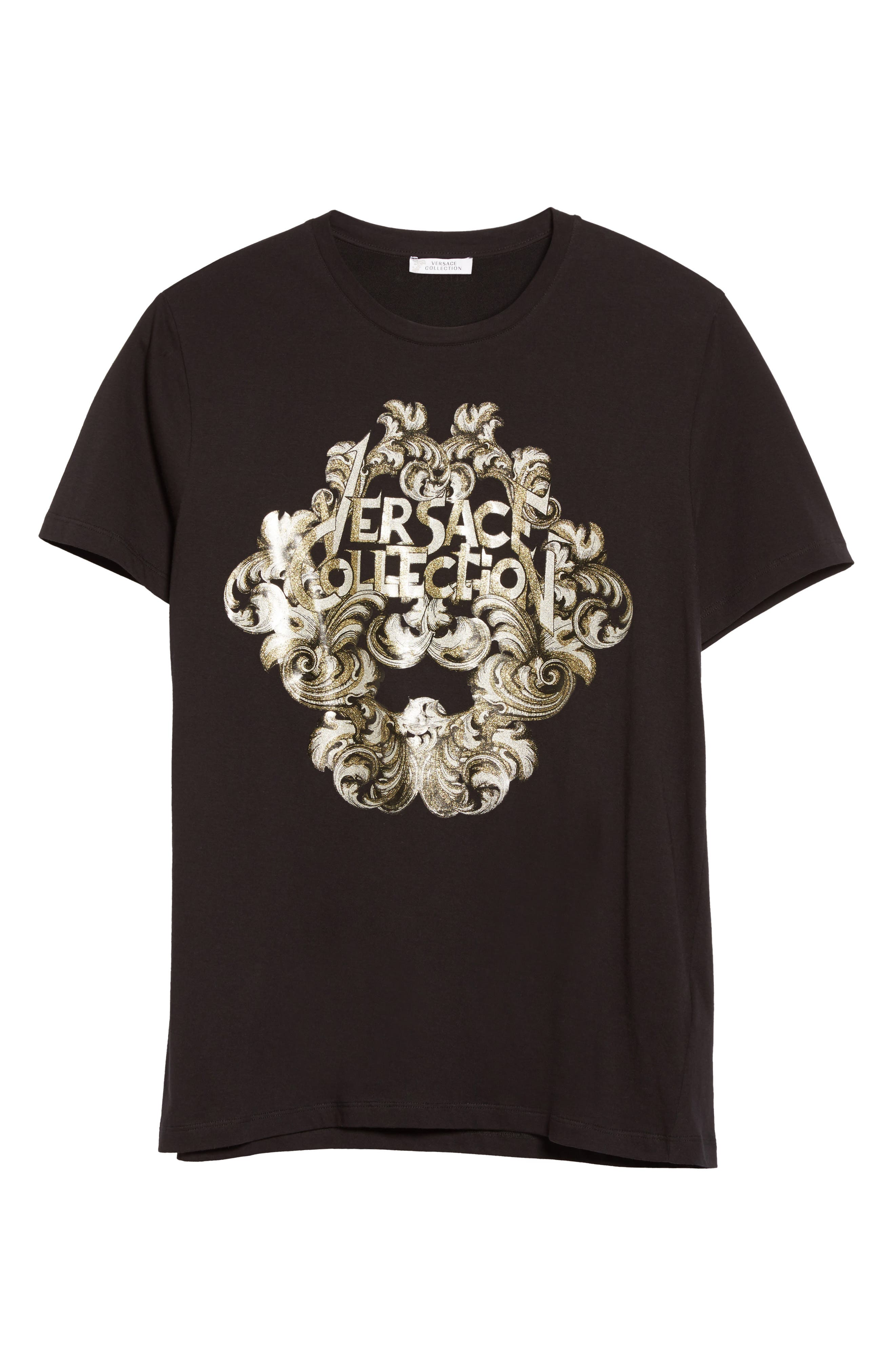 Alternate Image 6  - Versace Collection Logo Graphic T-Shirt