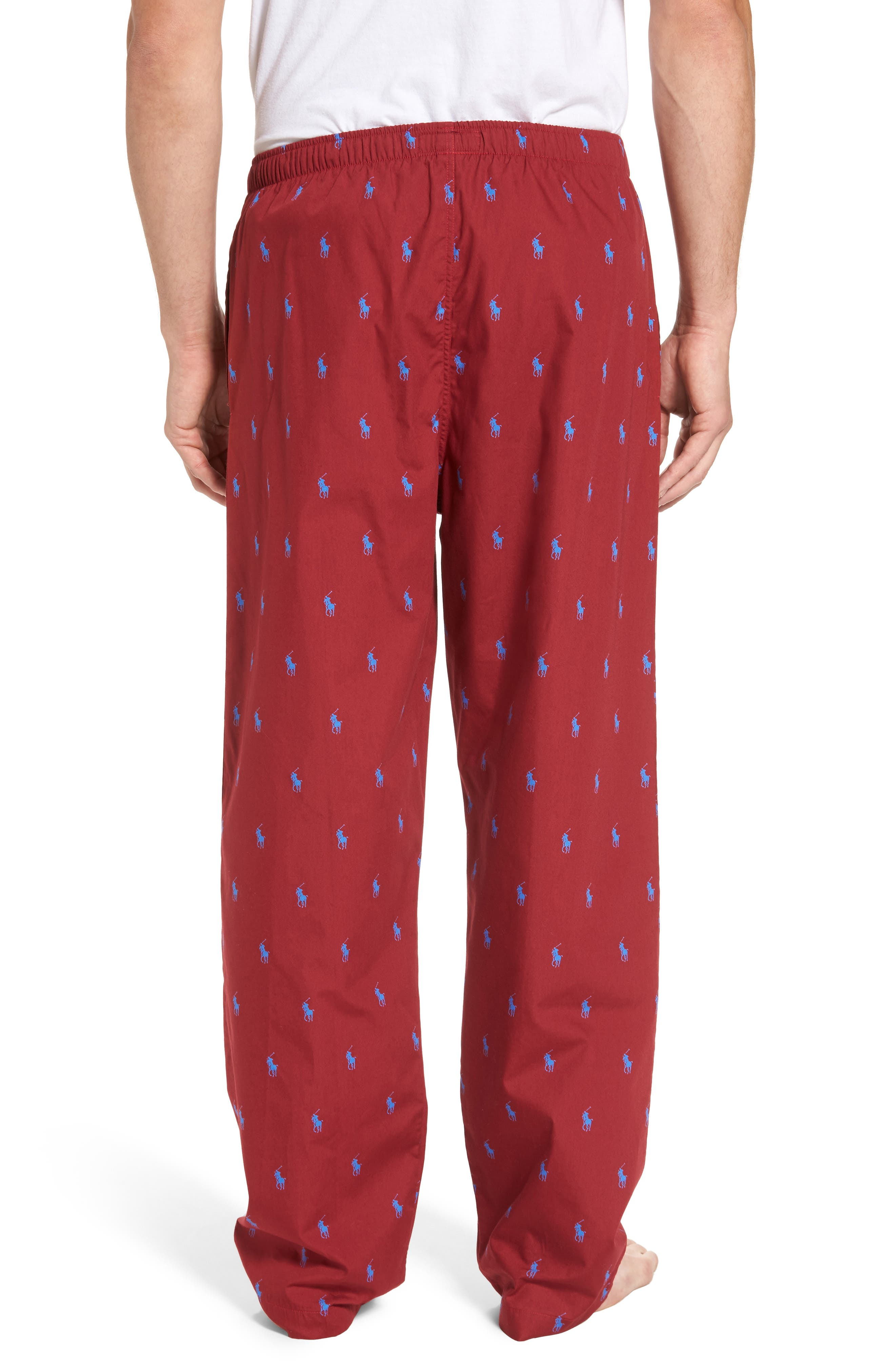 Alternate Image 2  - Polo Ralph Lauren Classic Lounge Pants