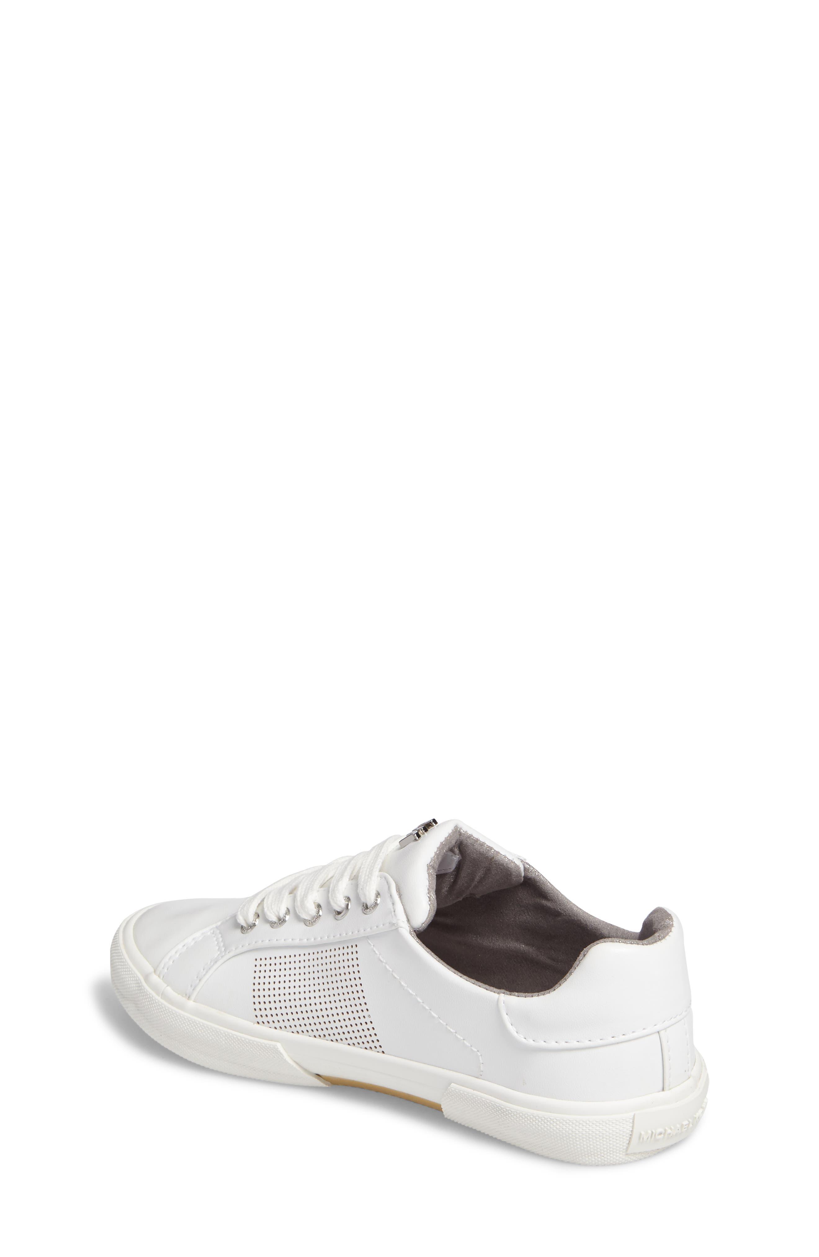 Alternate Image 2  - MICHAEL Michael Kors Ima Court Sneaker (Walker, Toddler, Little Kid & Big Kid)