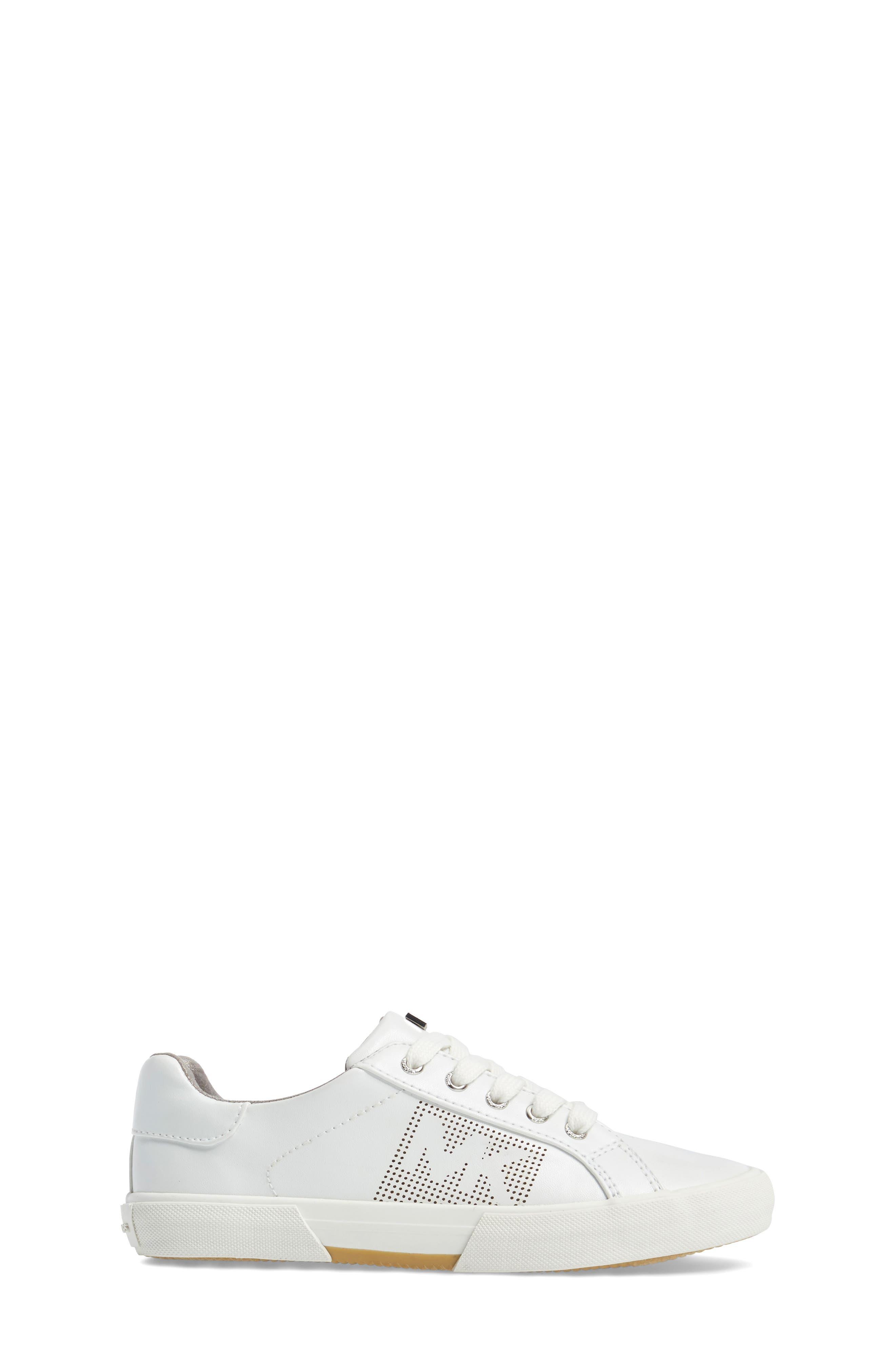 Alternate Image 3  - MICHAEL Michael Kors Ima Court Sneaker (Walker, Toddler, Little Kid & Big Kid)