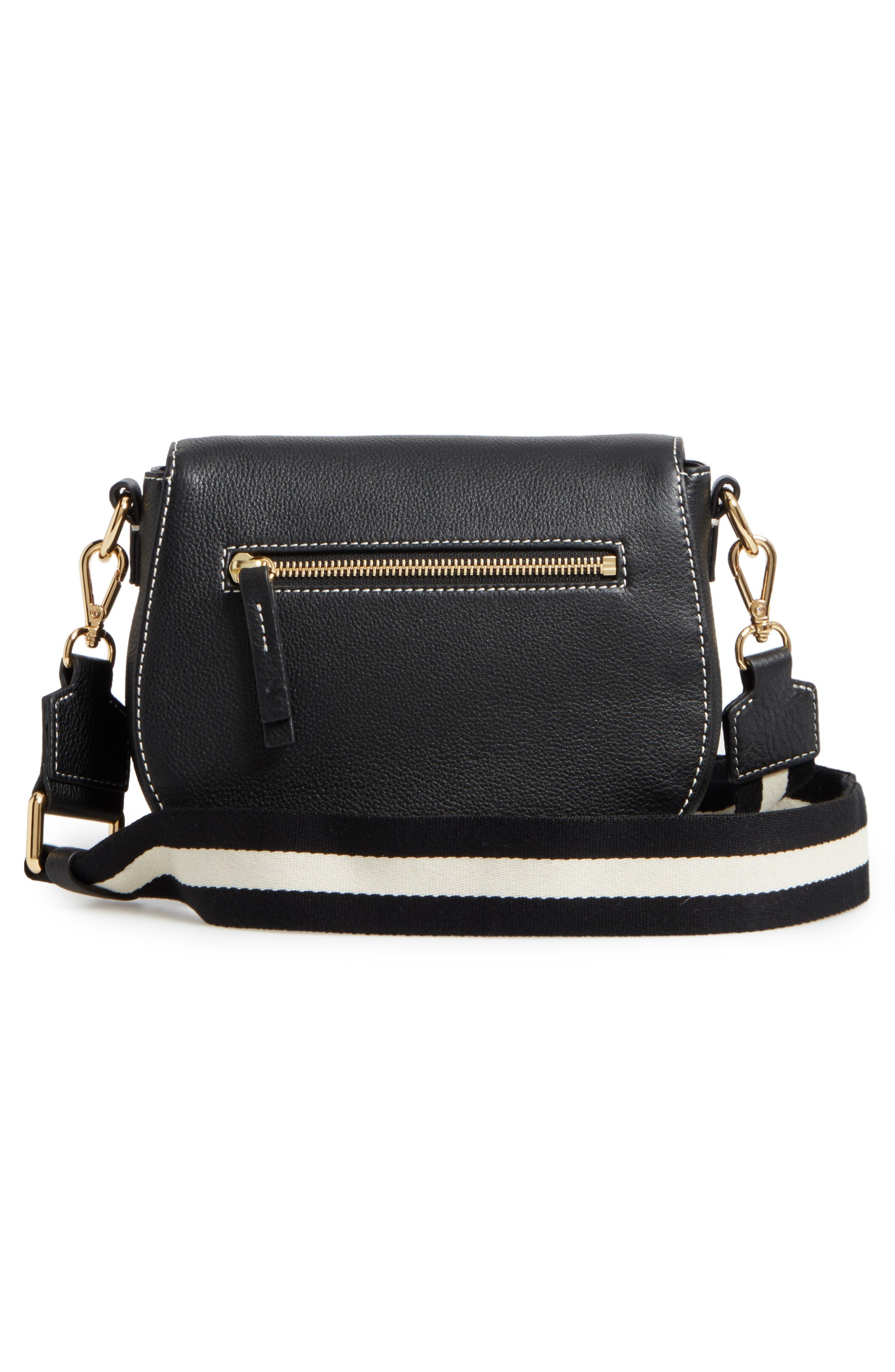 Alternate Image 3  - Frances Valentine Mini Ellen Leather Crossbody Bag