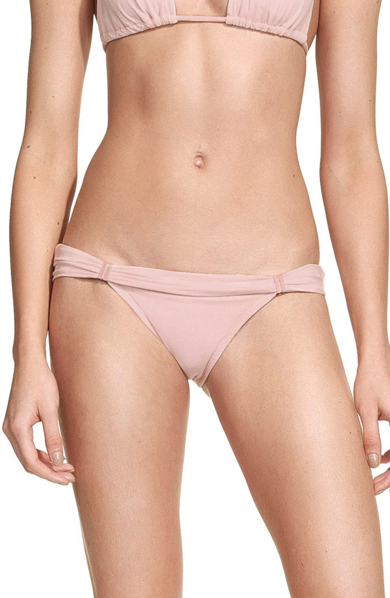 ViX Swimwear Rosewater Bia Bikini Bottoms