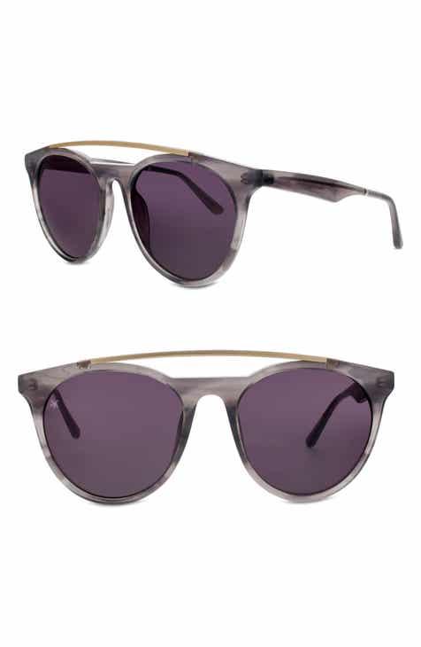 75073218c4 SMOKE X MIRRORS Sugarman 52mm Round Sunglasses