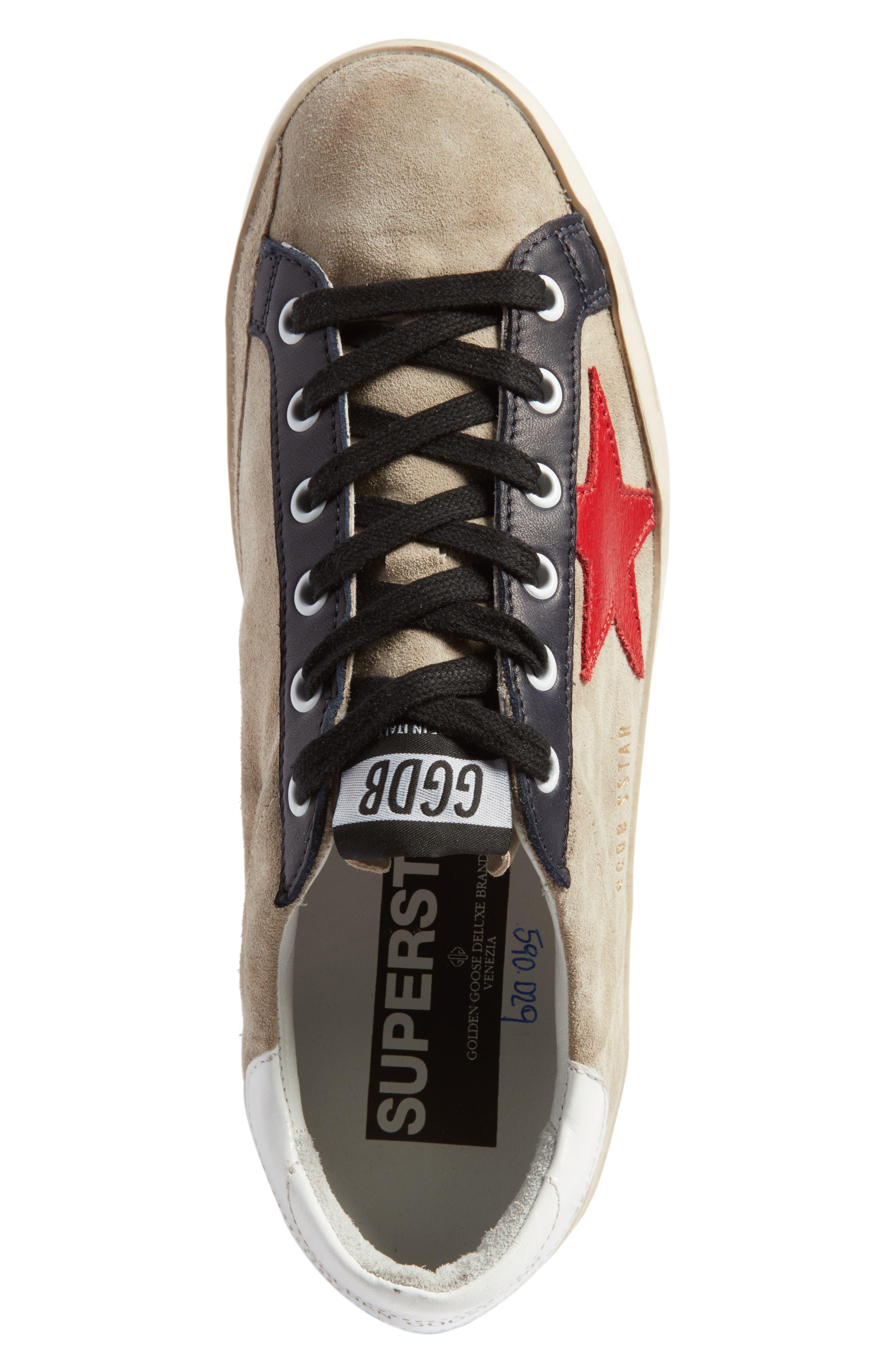 Alternate Image 5  - Golden Goose Superstar Sneaker (Women)