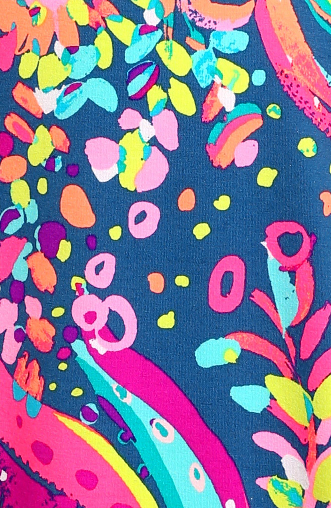Alternate Image 3  - Lilly Pulitzer® Mini Sophie UPF 50+ Dress (Little Girls & Big Girls)
