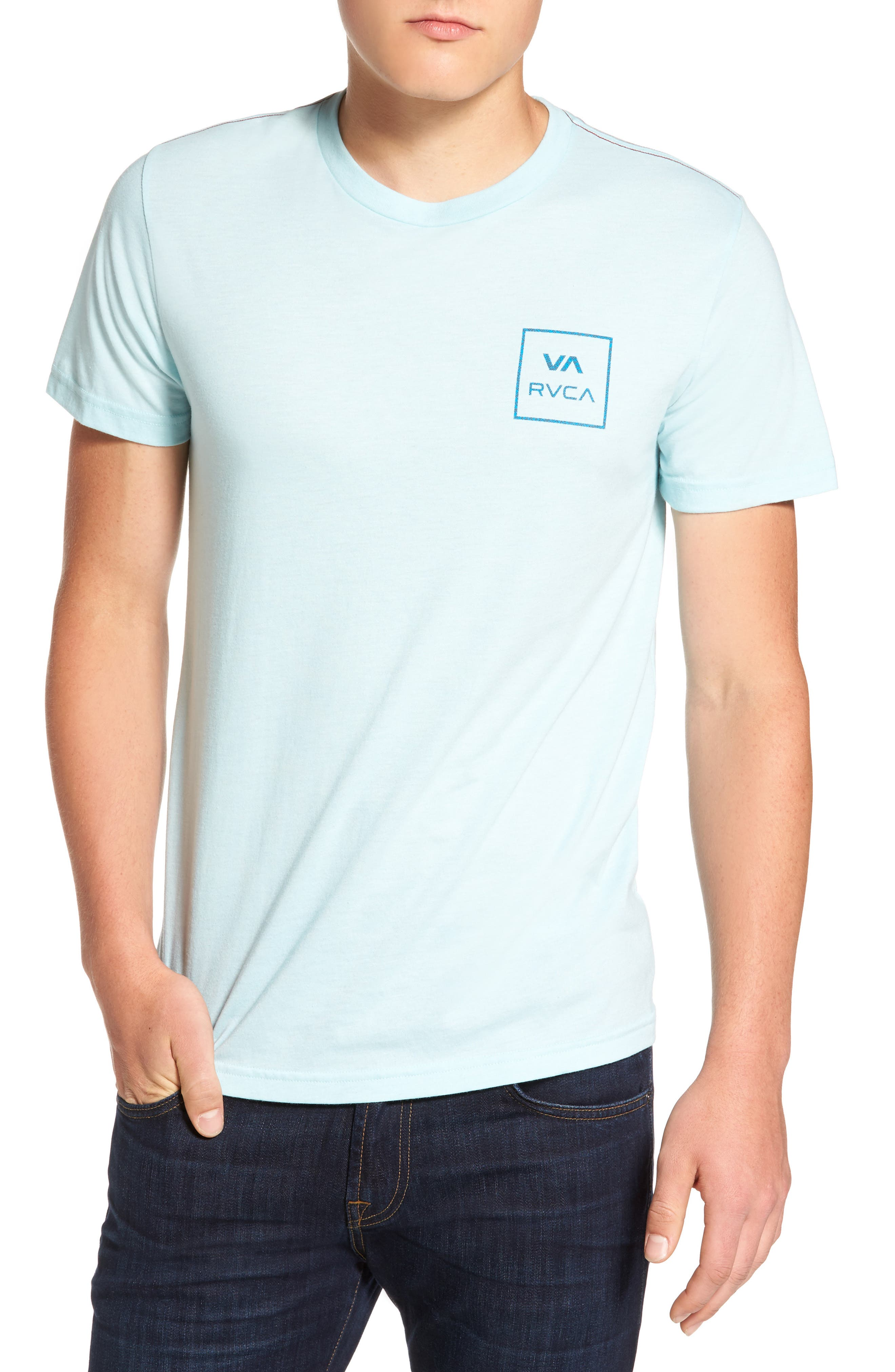 Grid All the Way Graphic T-Shirt,                         Main,                         color, Cosmos