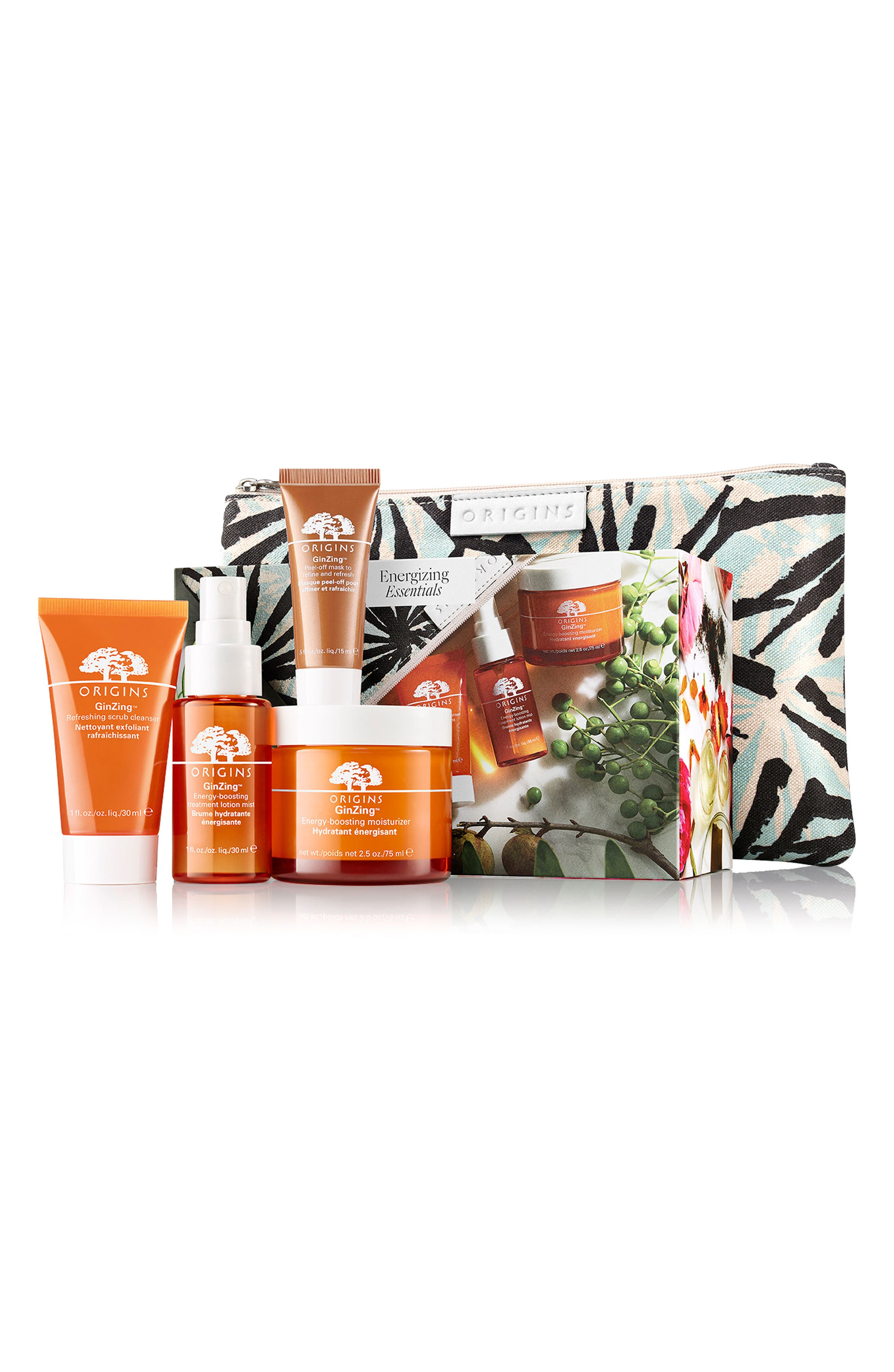 Origins Energizing Essentials Set ($54.50 Value)