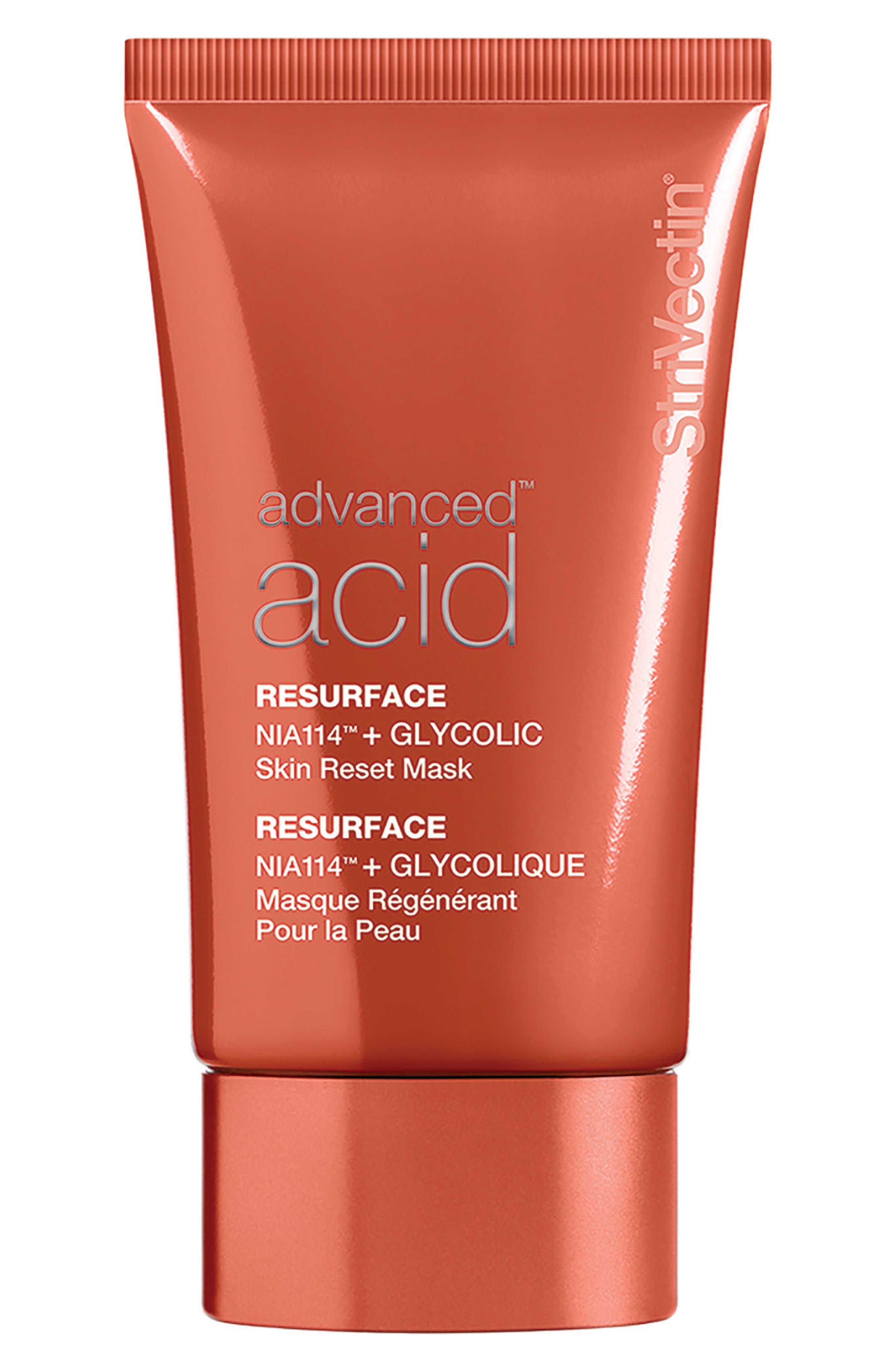 Advanced Acid Resurface Glycolic Acid Skin Reset Mask,                         Main,                         color, No Color