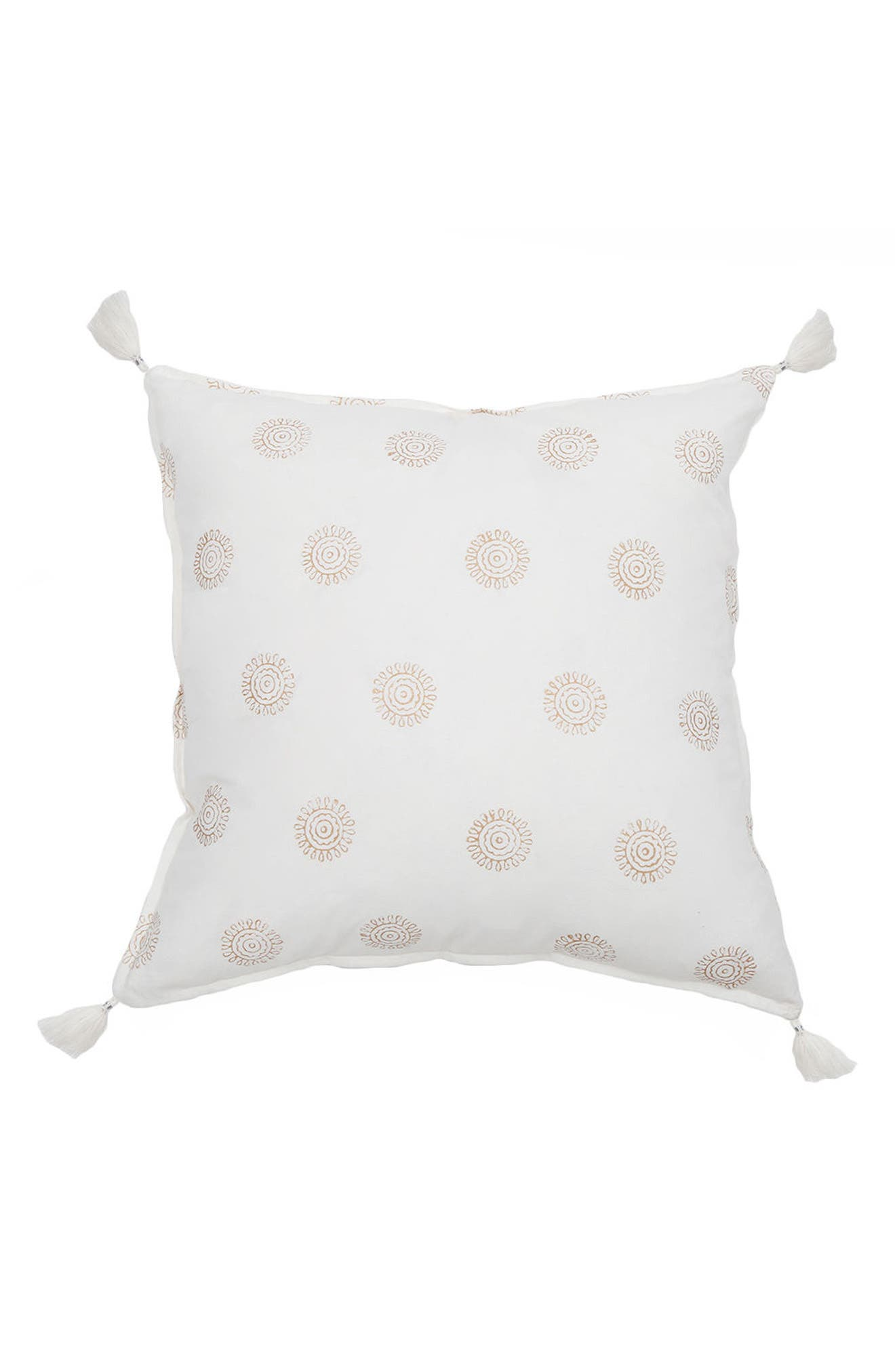 Alternate Image 1 Selected - Pom Pom at Home Ravi Accent Pillow