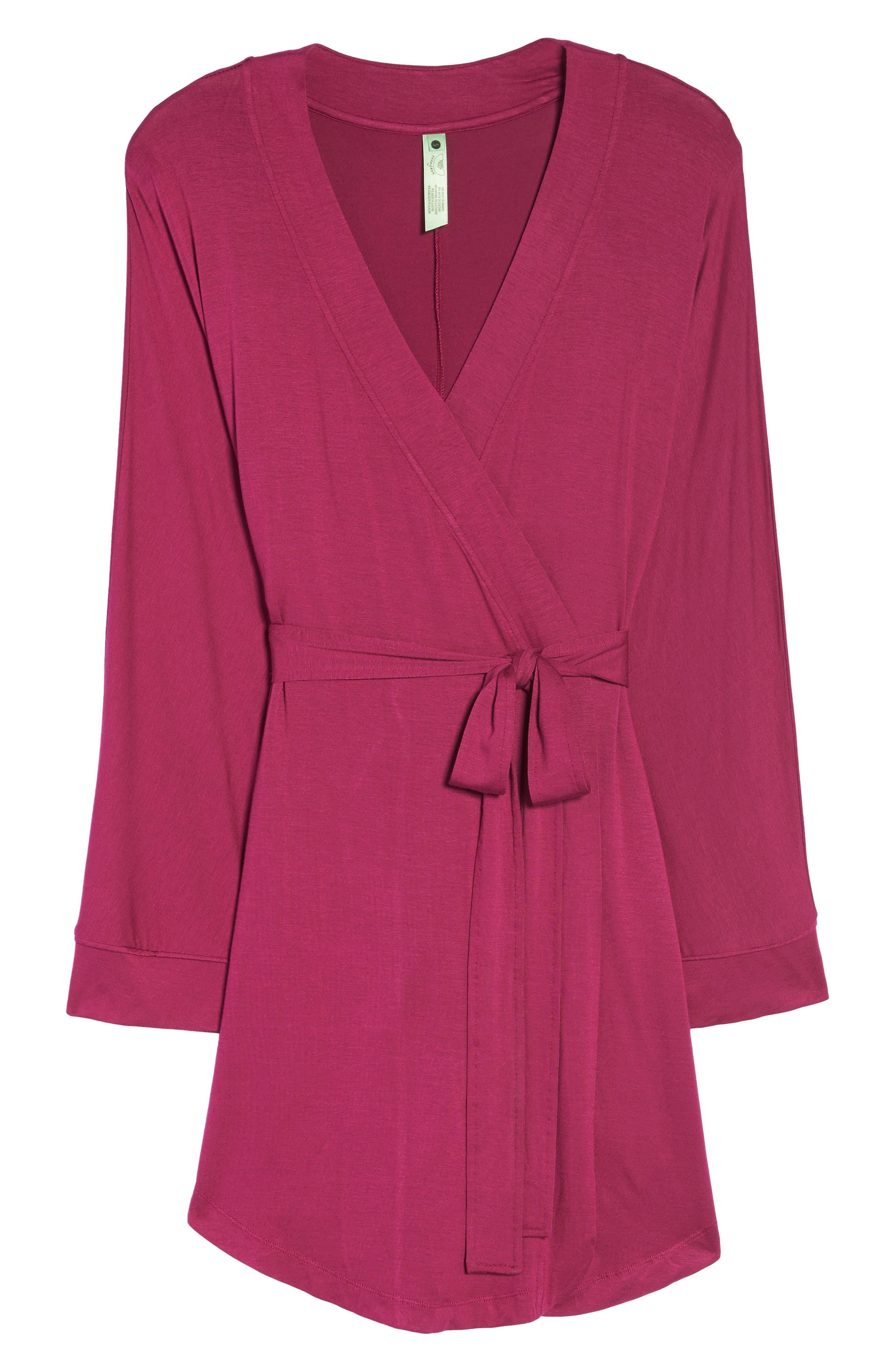 Alternate Image 4  - Honeydew Intimates Jersey Robe (2 for $60)