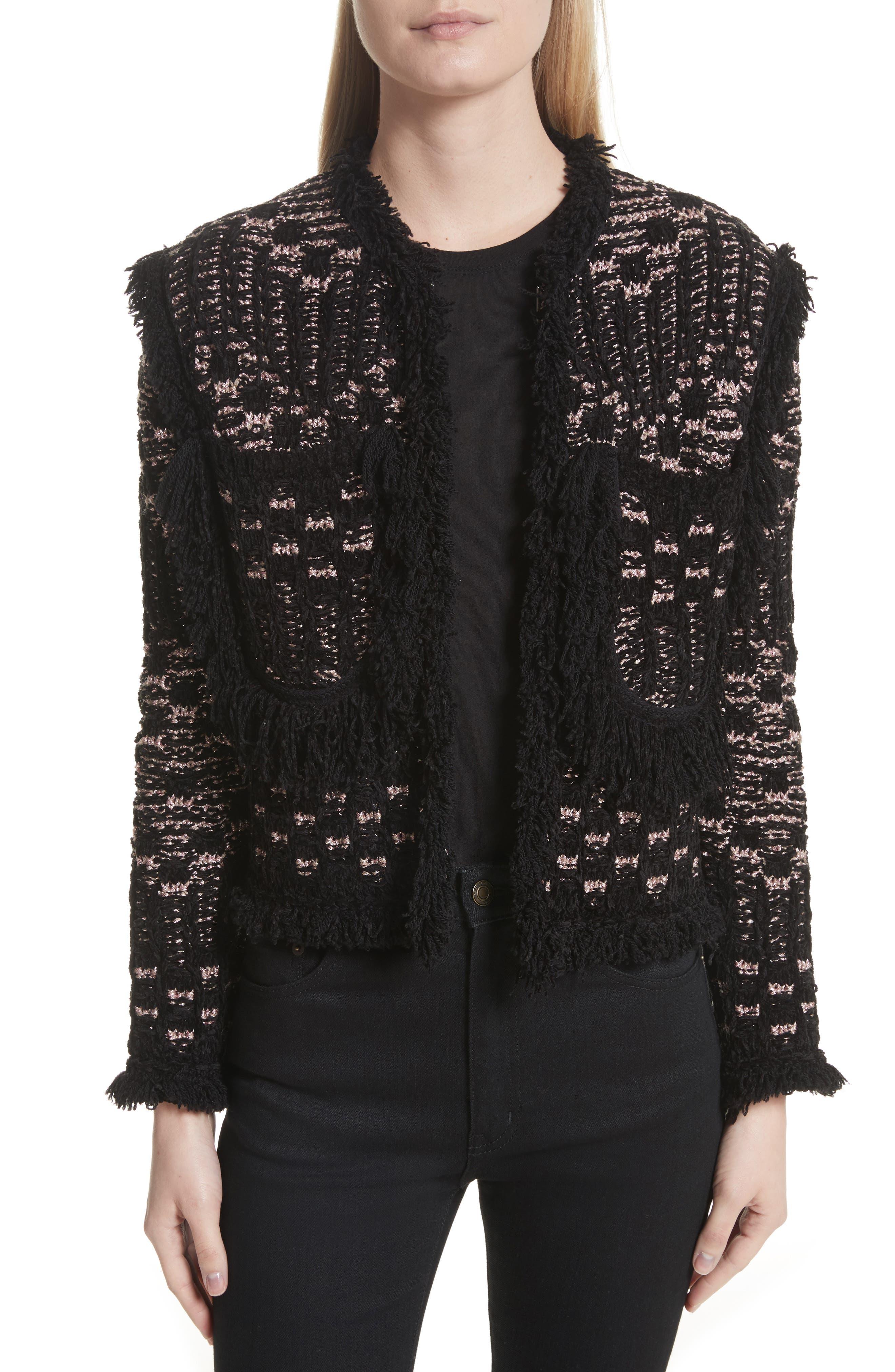 Main Image - M Missoni Tweed Jacket