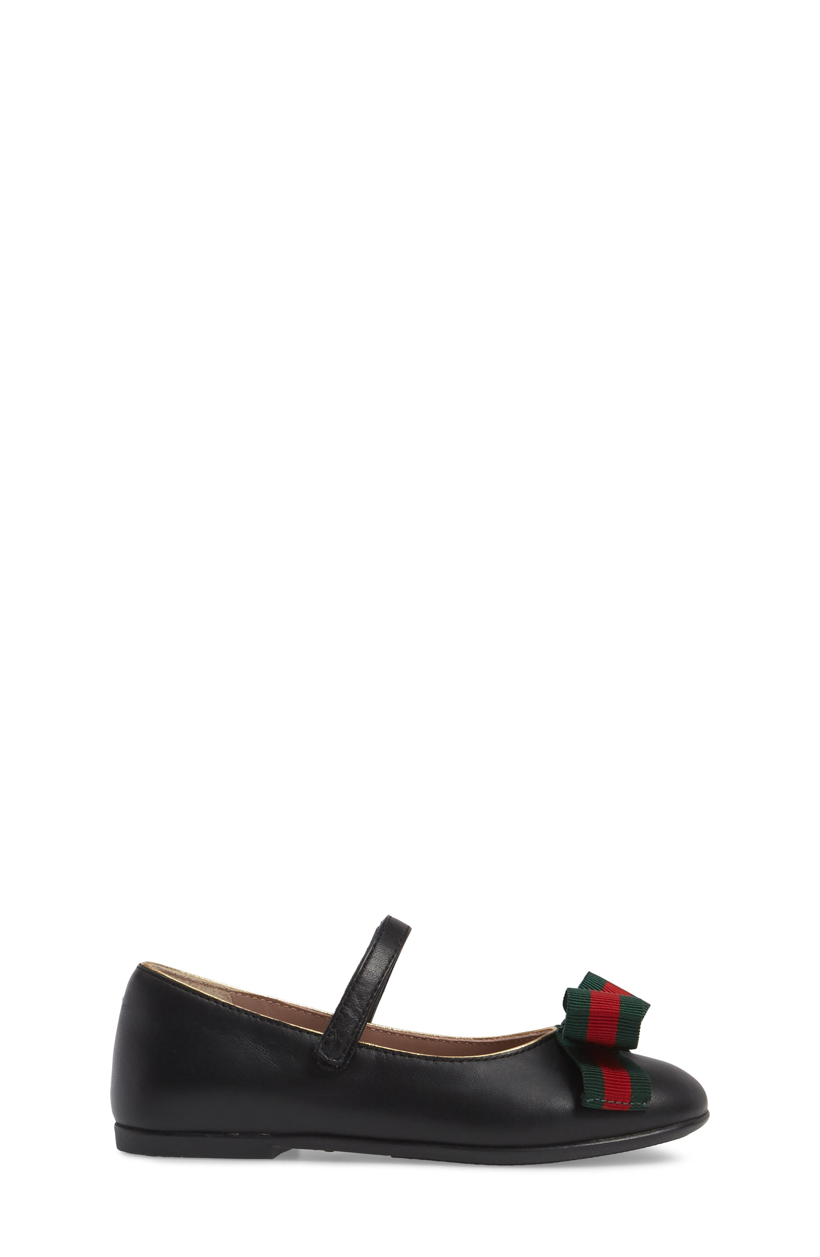 Alternate Image 3  - Gucci Cindy Mary Jane Flat (Baby, Walker, Toddler & Little Kid)