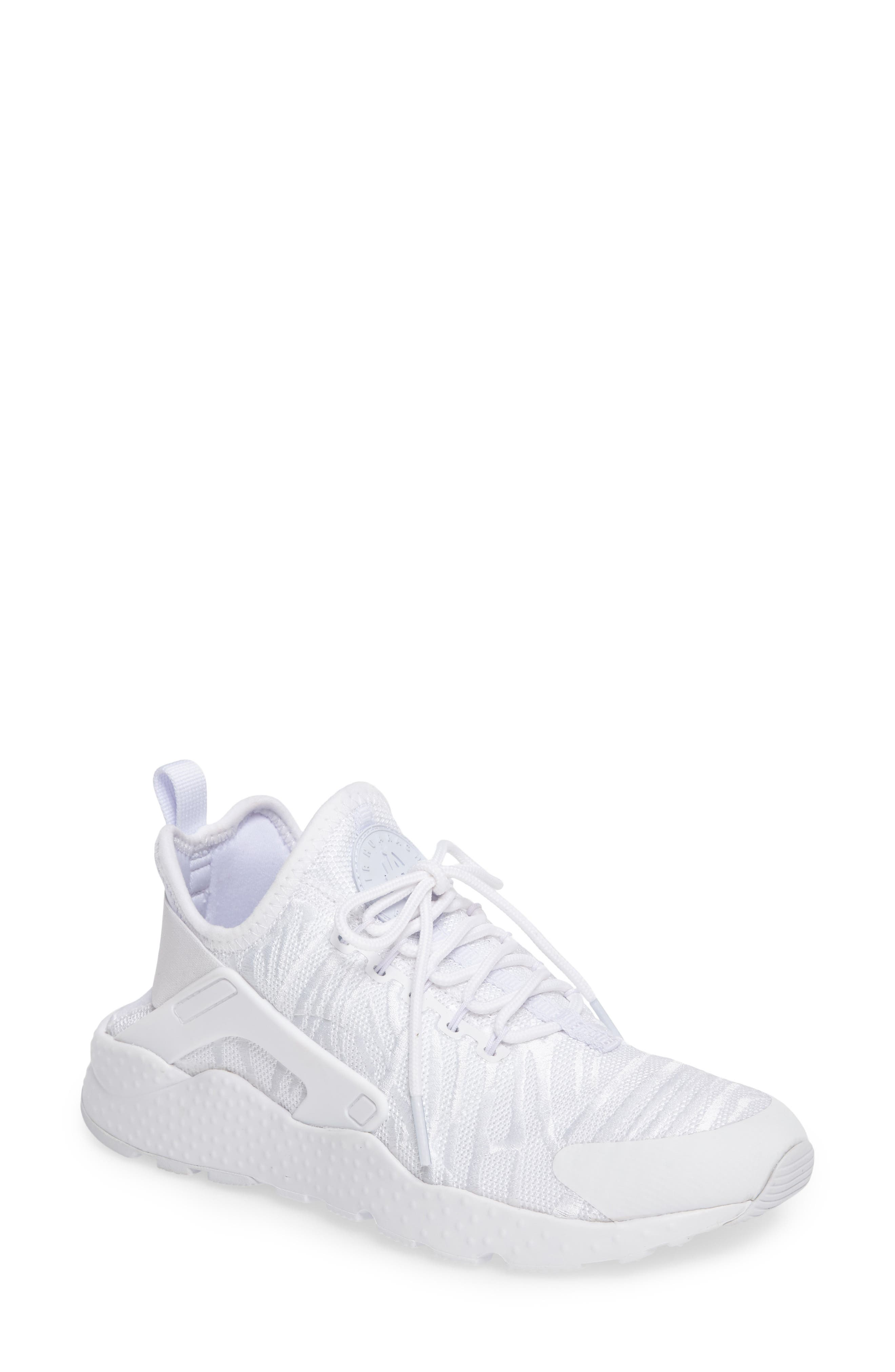 Alternate Image 1 Selected - Nike Air Huarache Run Ultra Premium Sneaker (Women)