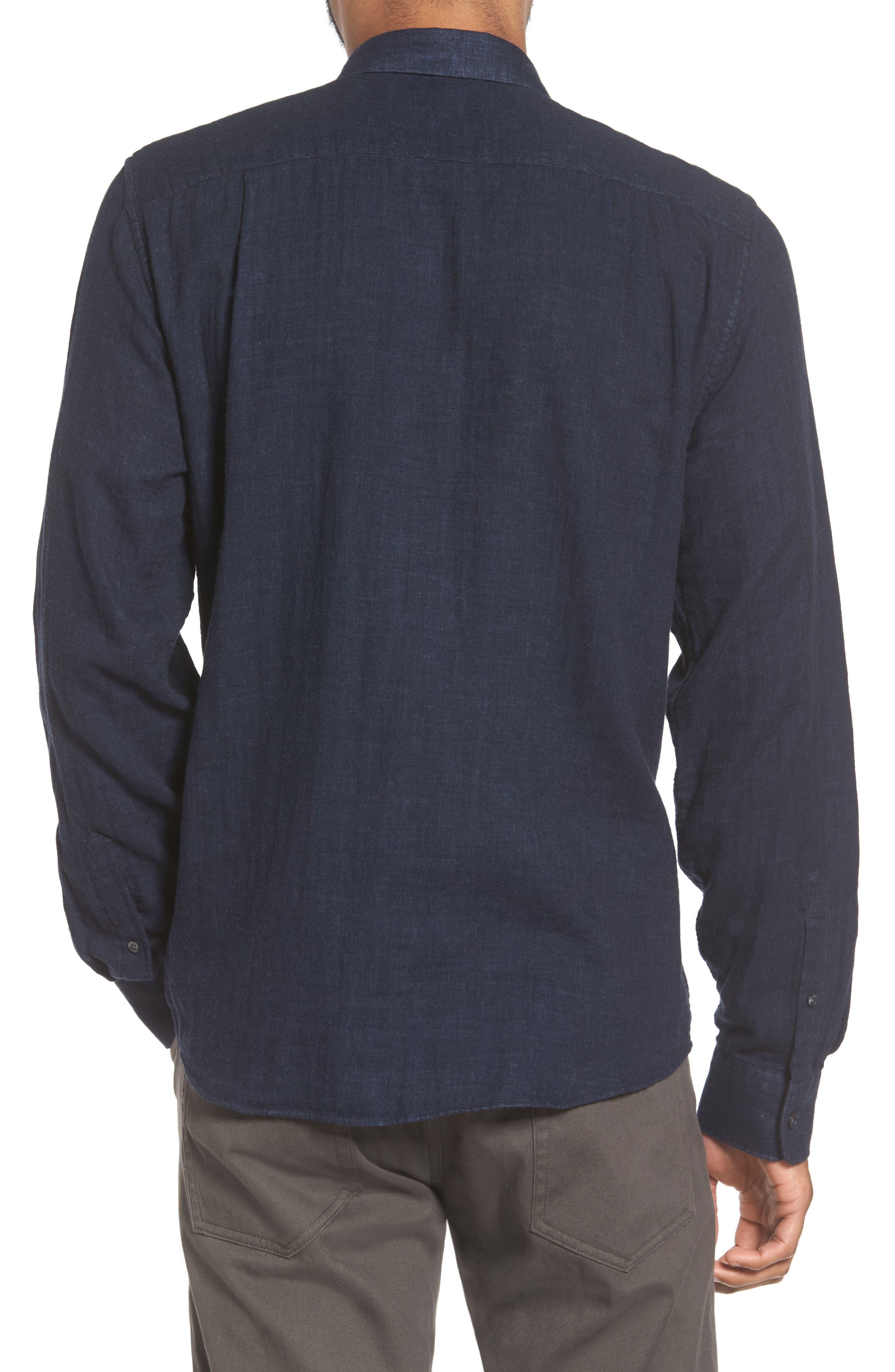 Alternate Image 2  - Vince Regular Fit Solid Sport Shirt