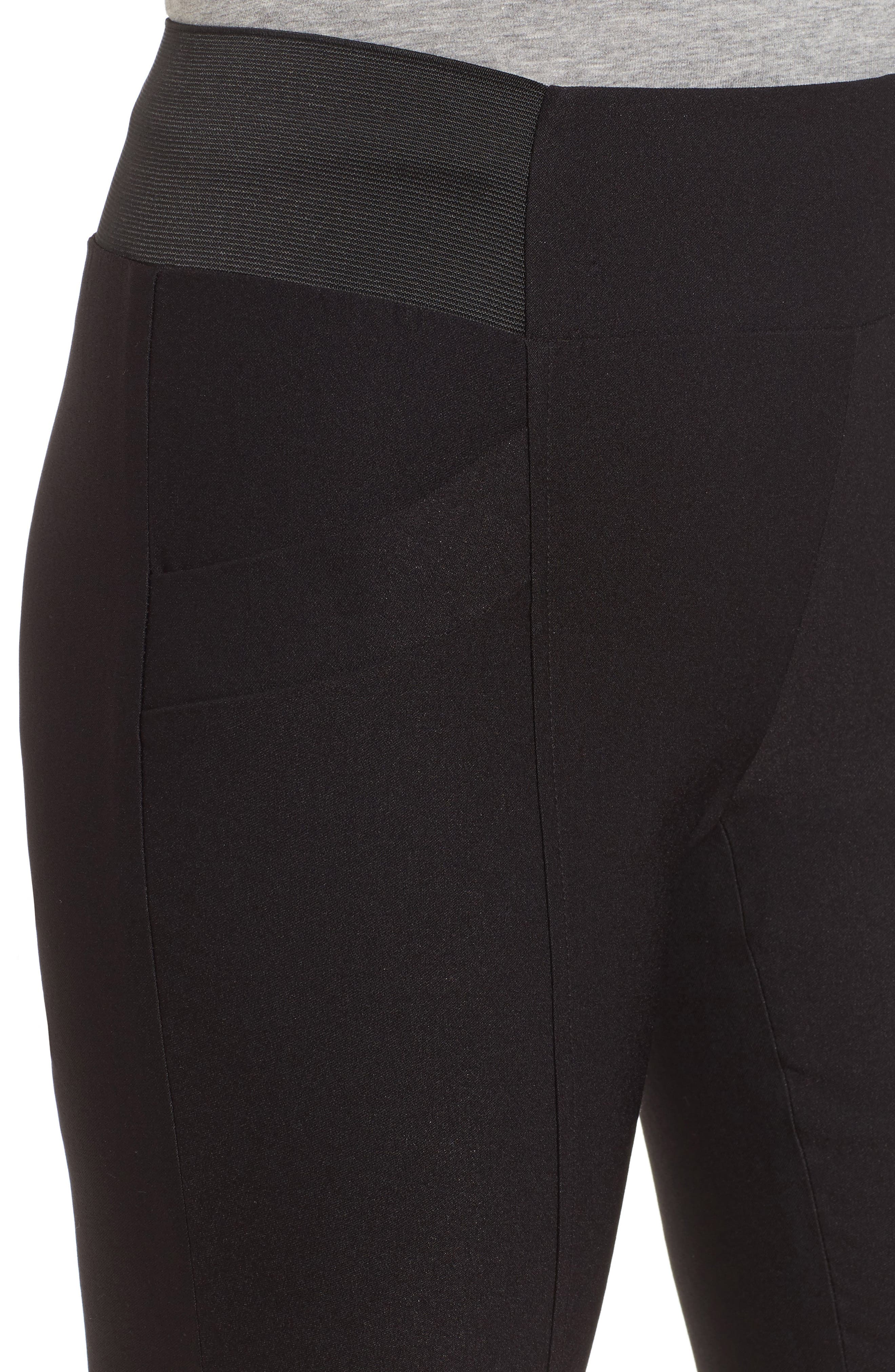 Alternate Image 4  - NIC+ZOE Zip Ankle Wonder Stretch Pants