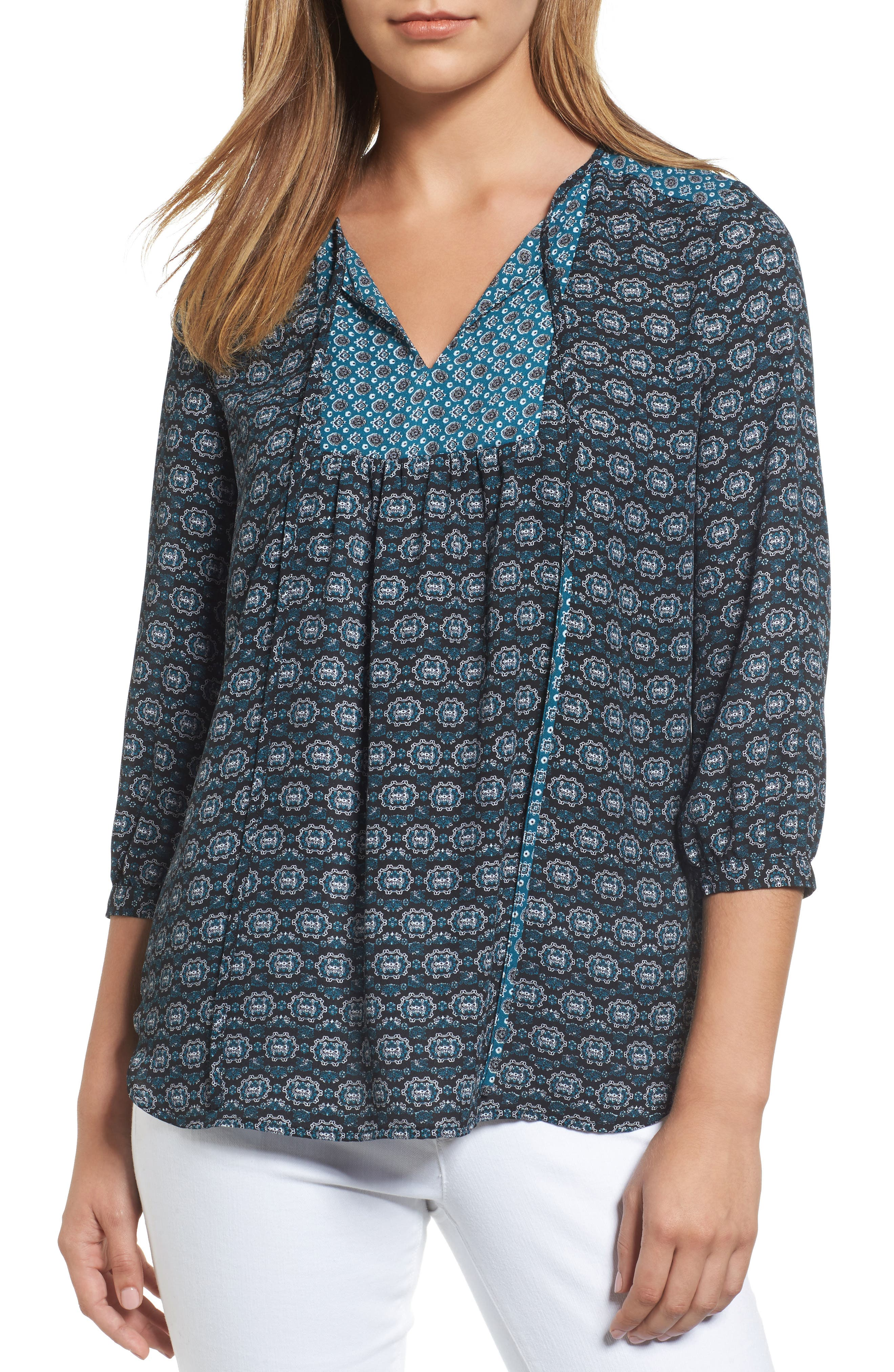 KUT from the Kloth Maci Floral Top