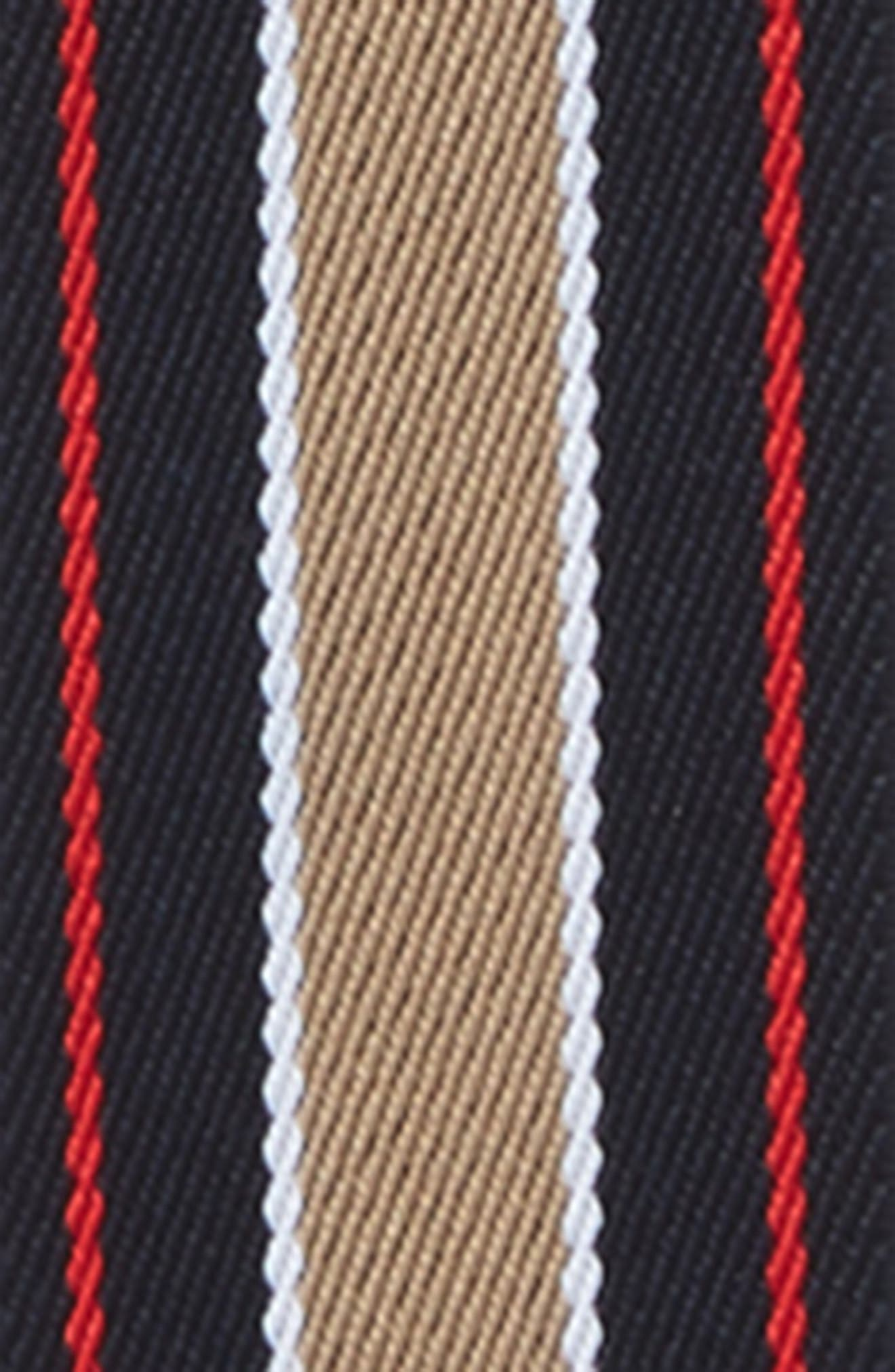 Stripe Suspenders,                             Alternate thumbnail 2, color,                             Navy / Taupe