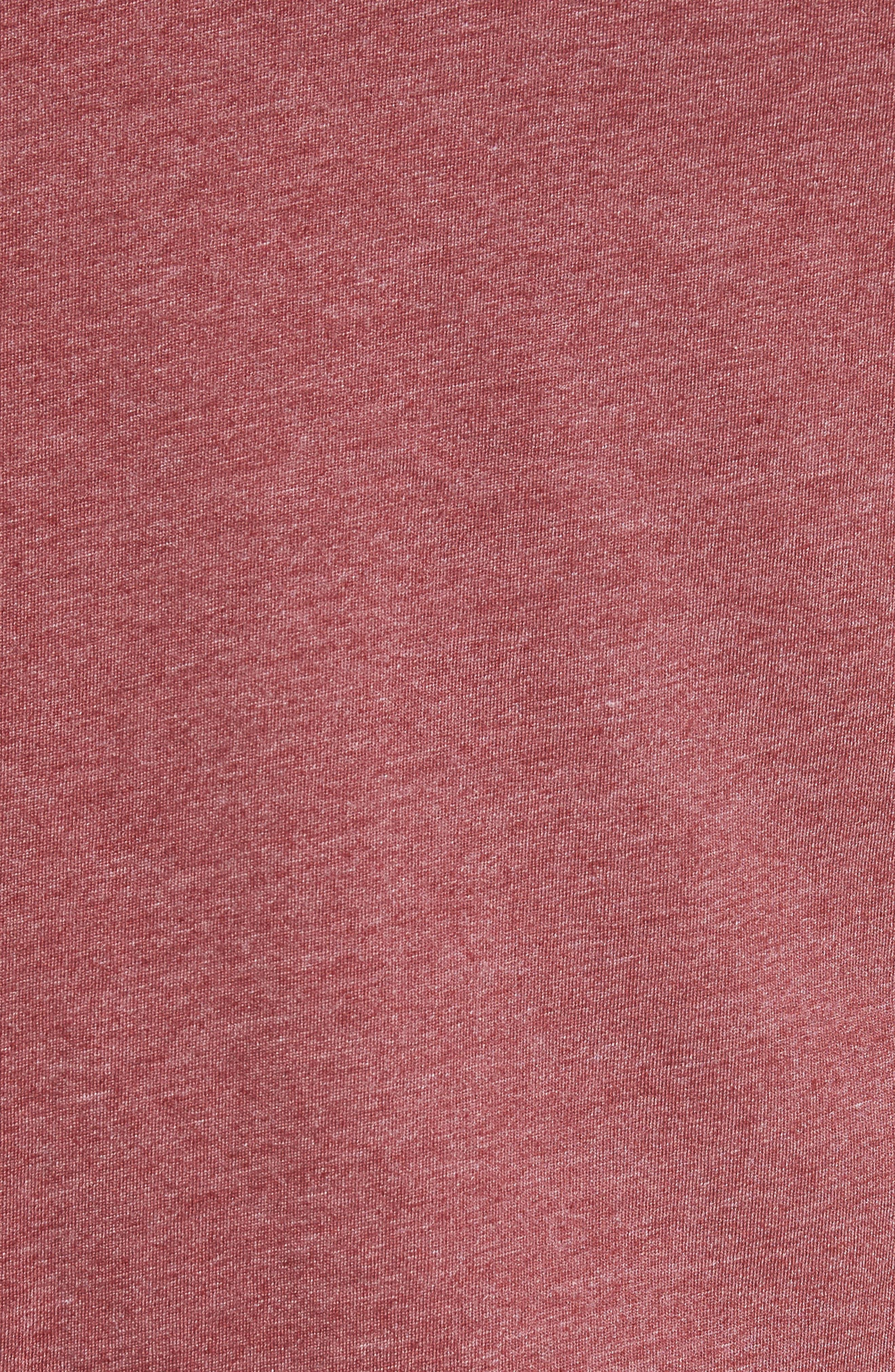 Alternate Image 5  - Vans Everyday Embroidered Pocket T-Shirt