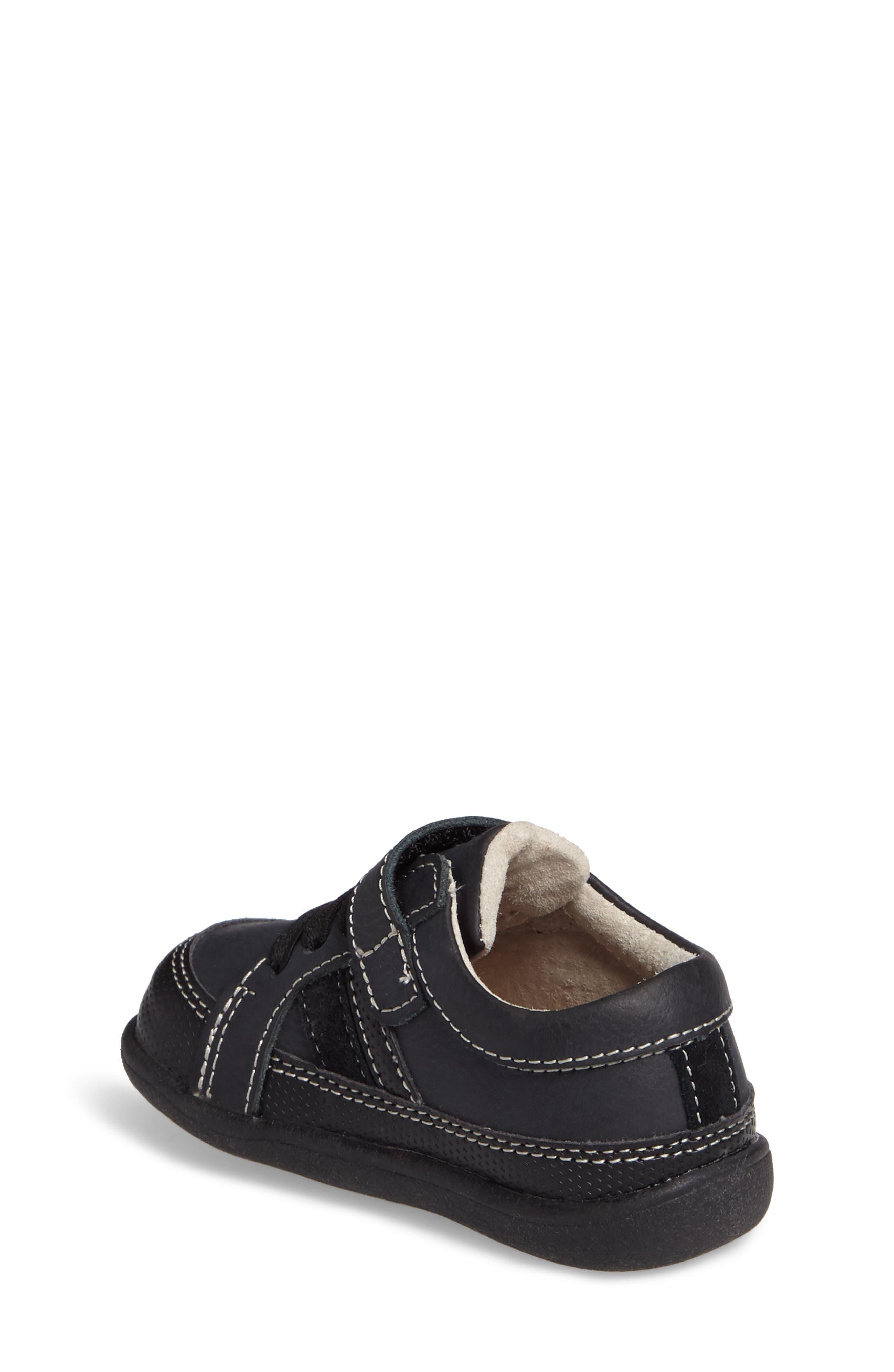 Randall II Sneaker,                             Alternate thumbnail 2, color,                             Black