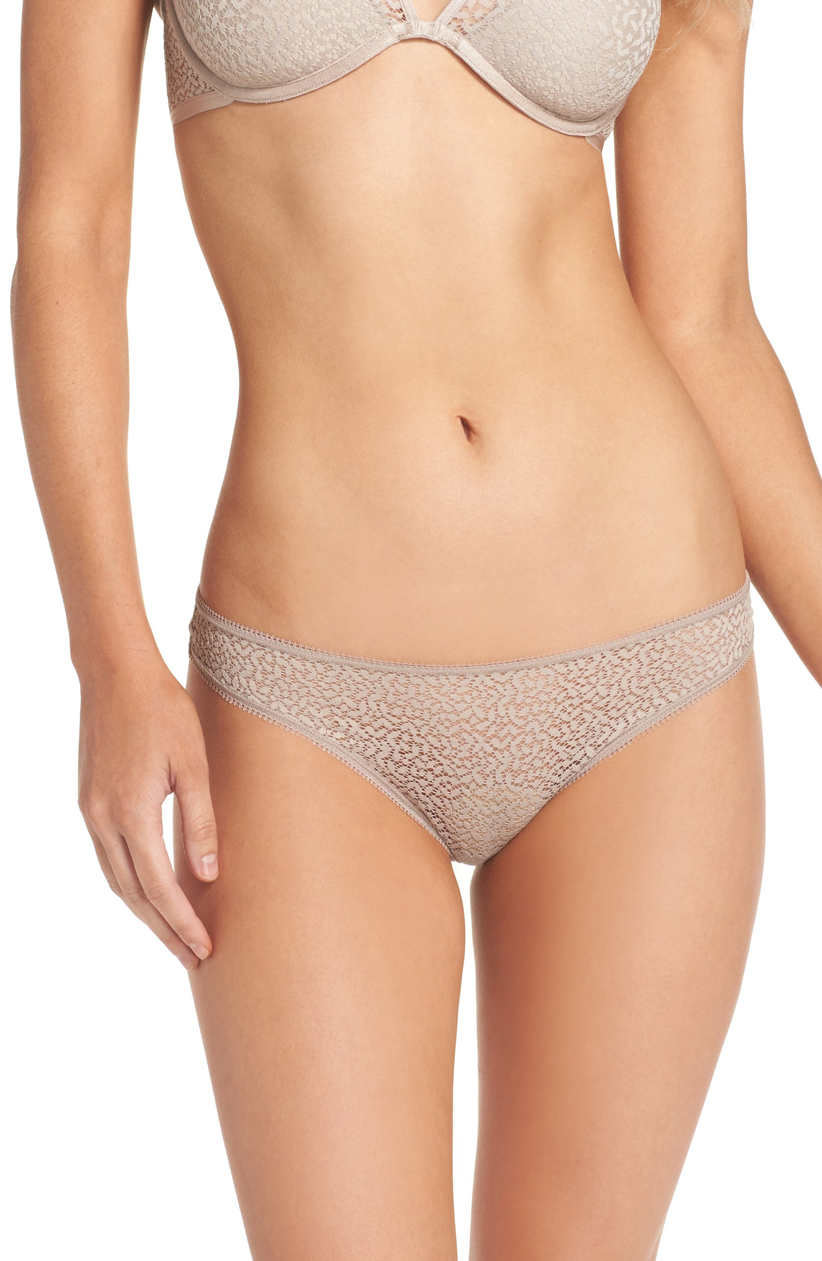 DKNY Modern Lace Thong (3 for $33)