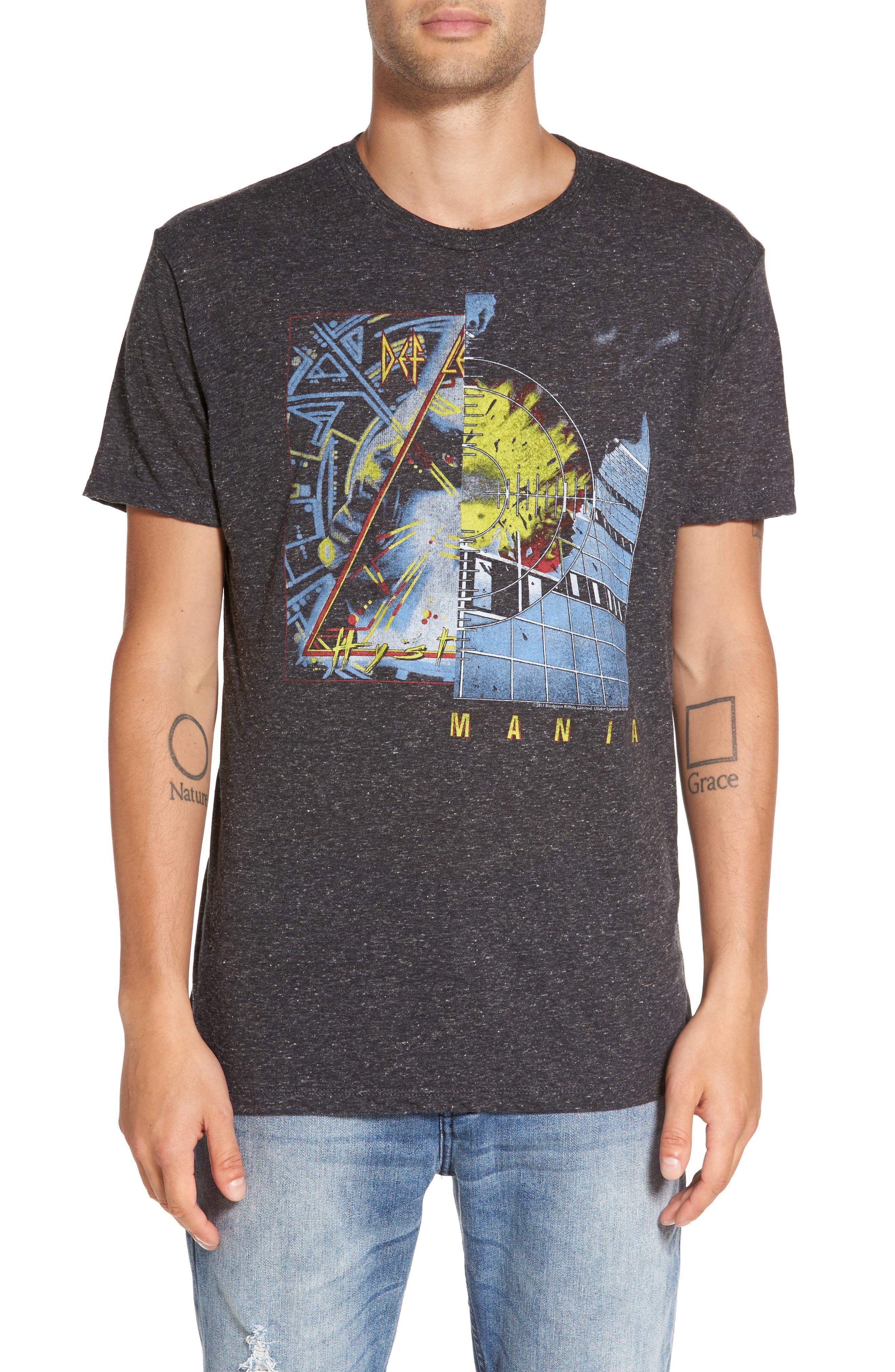 The Rail Def Leppard T-Shirt