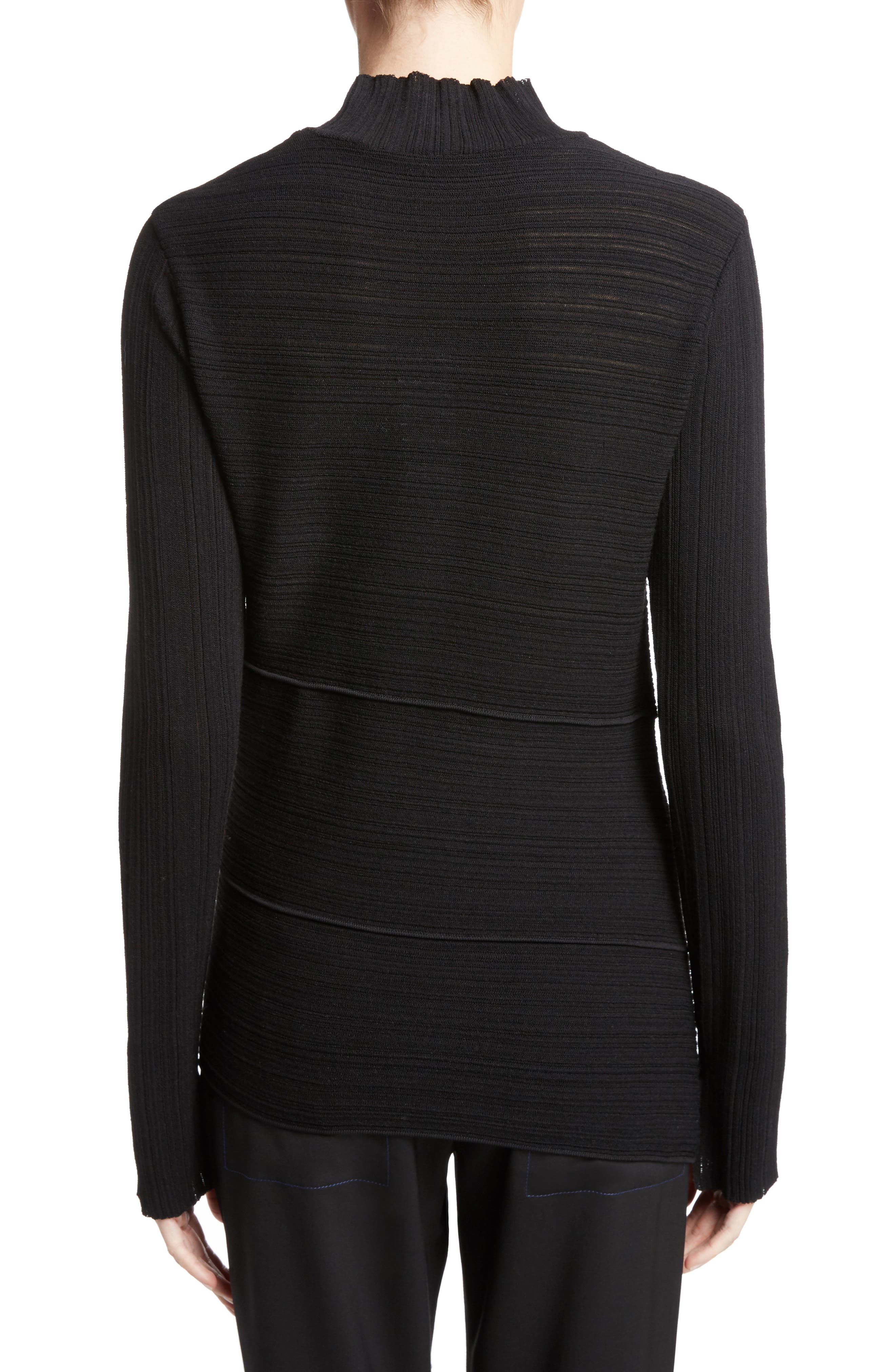 Alternate Image 2  - Proenza Schouler Spiral Knit Top