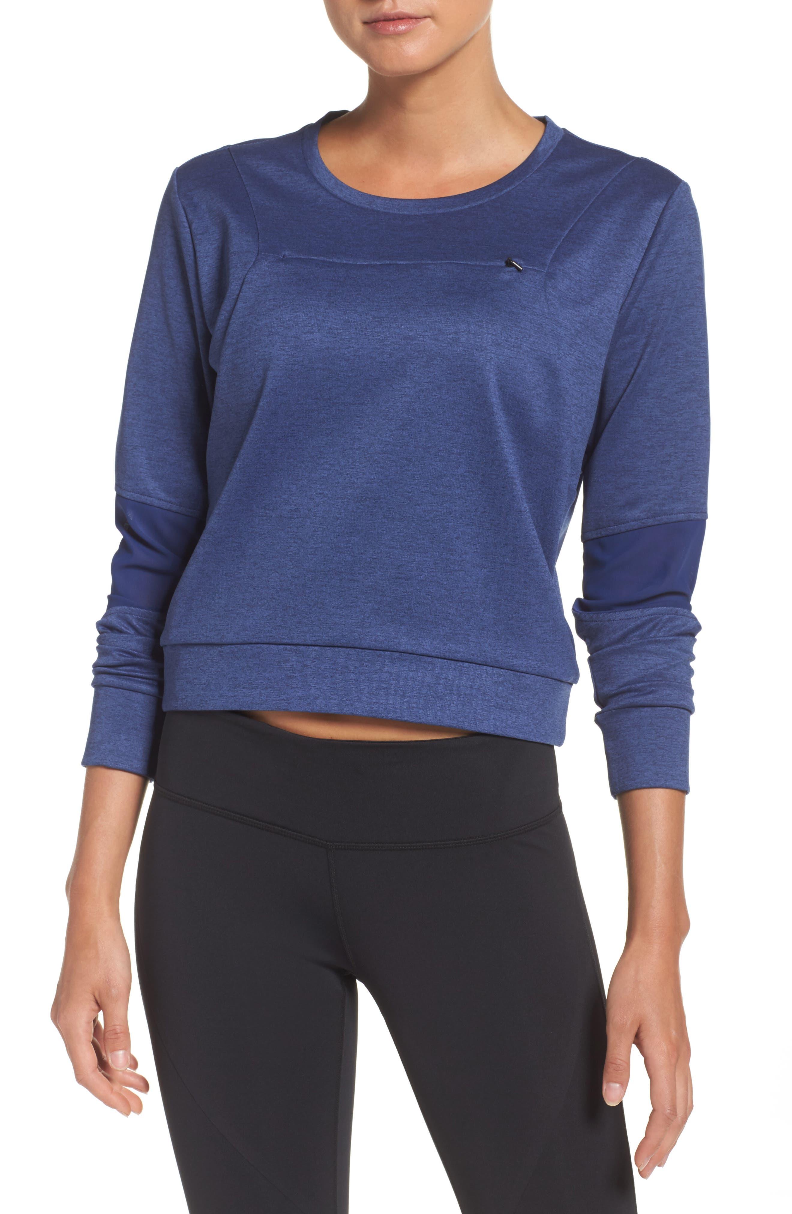 Zella Transform Pullover