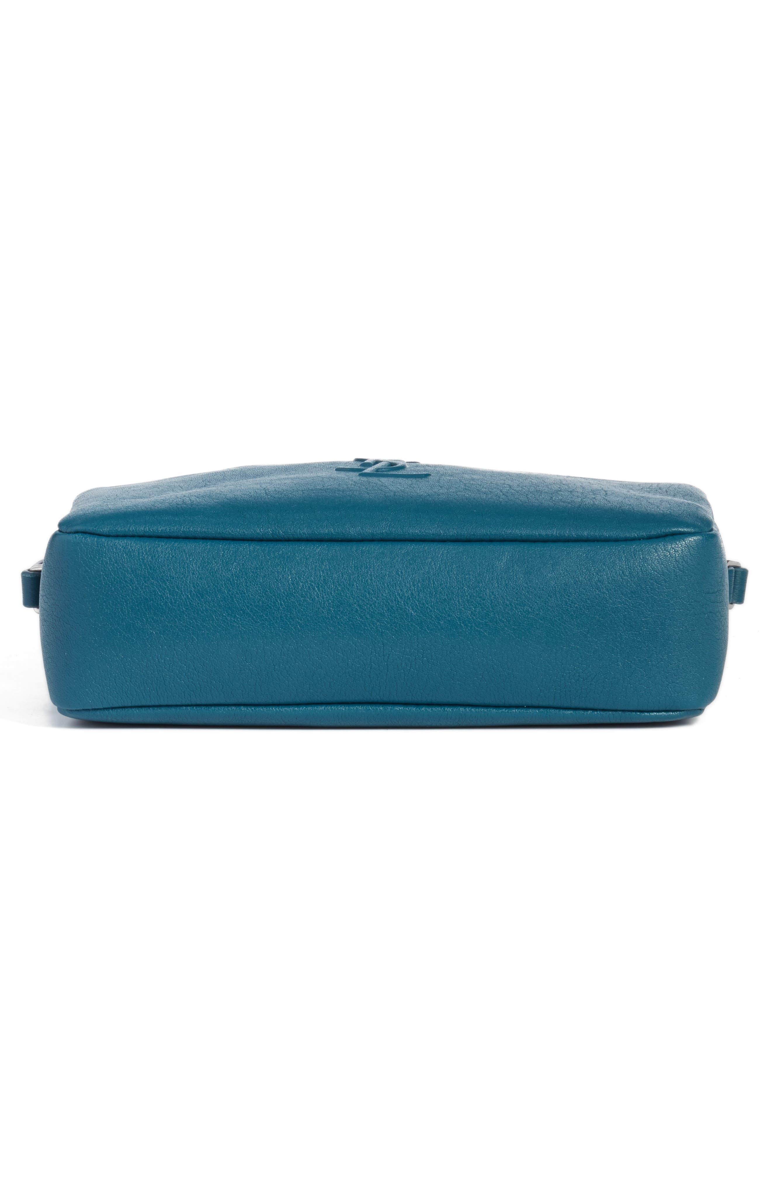 Alternate Image 5  - Saint Laurent Small Mono Leather Camera Bag