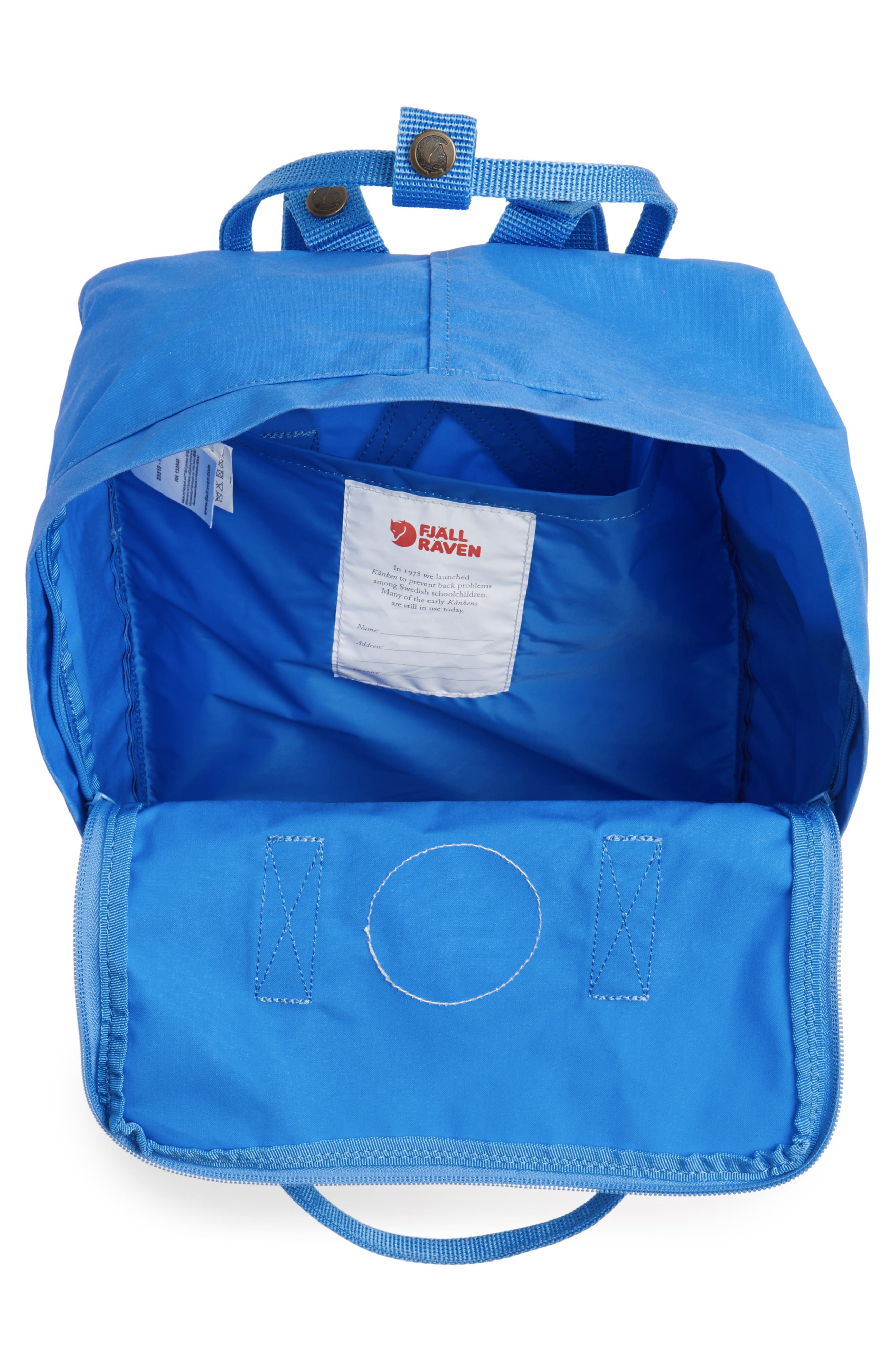 Alternate Image 5  - Fjällräven 'Kånken' Water Resistant Backpack