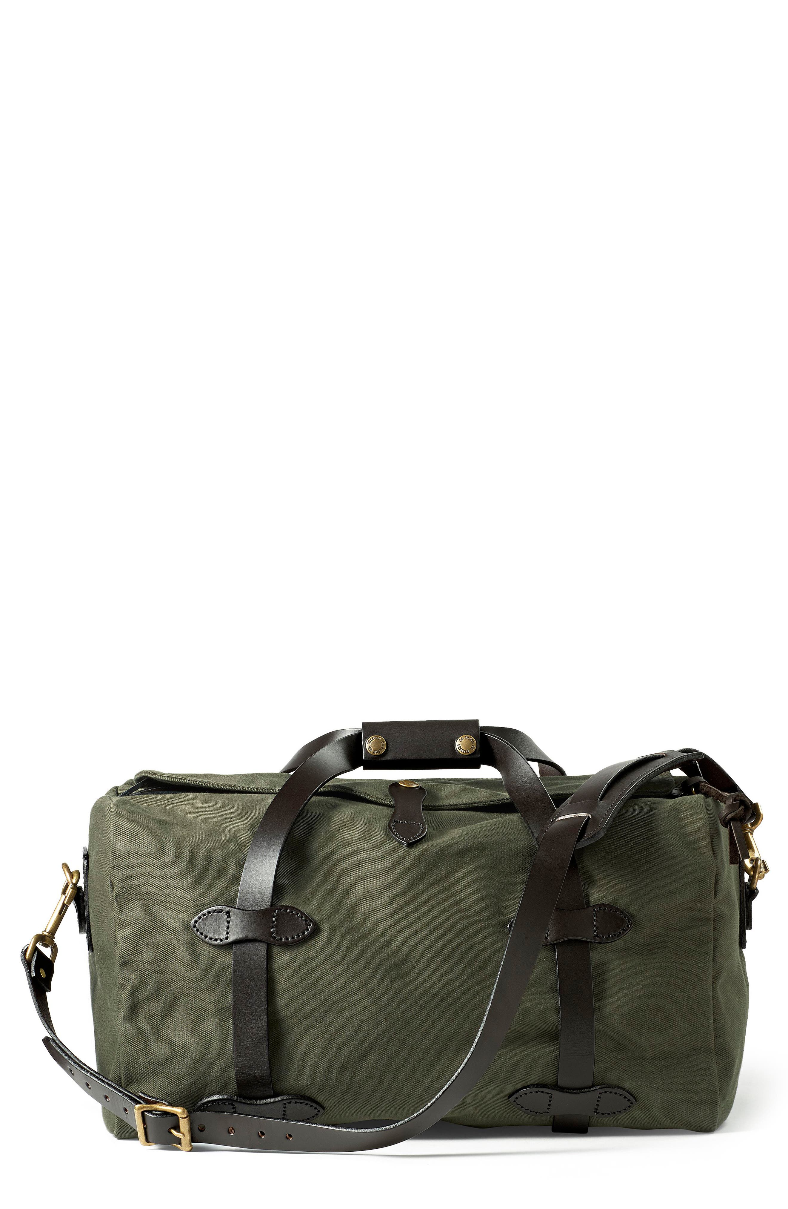 2e014c55df6e Filson Medium Duffel Bag - Green In Otter Green