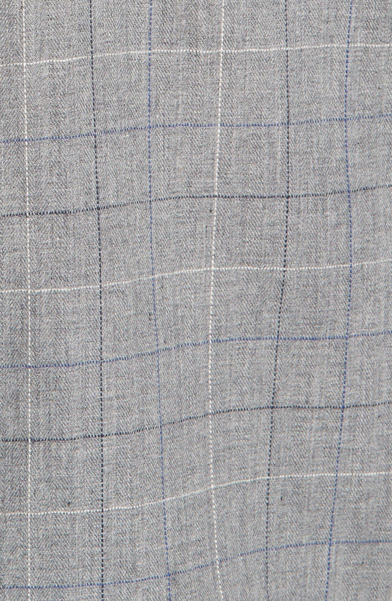 Alternate Image 6  - PAIGE Everett Tattersall Sport Shirt
