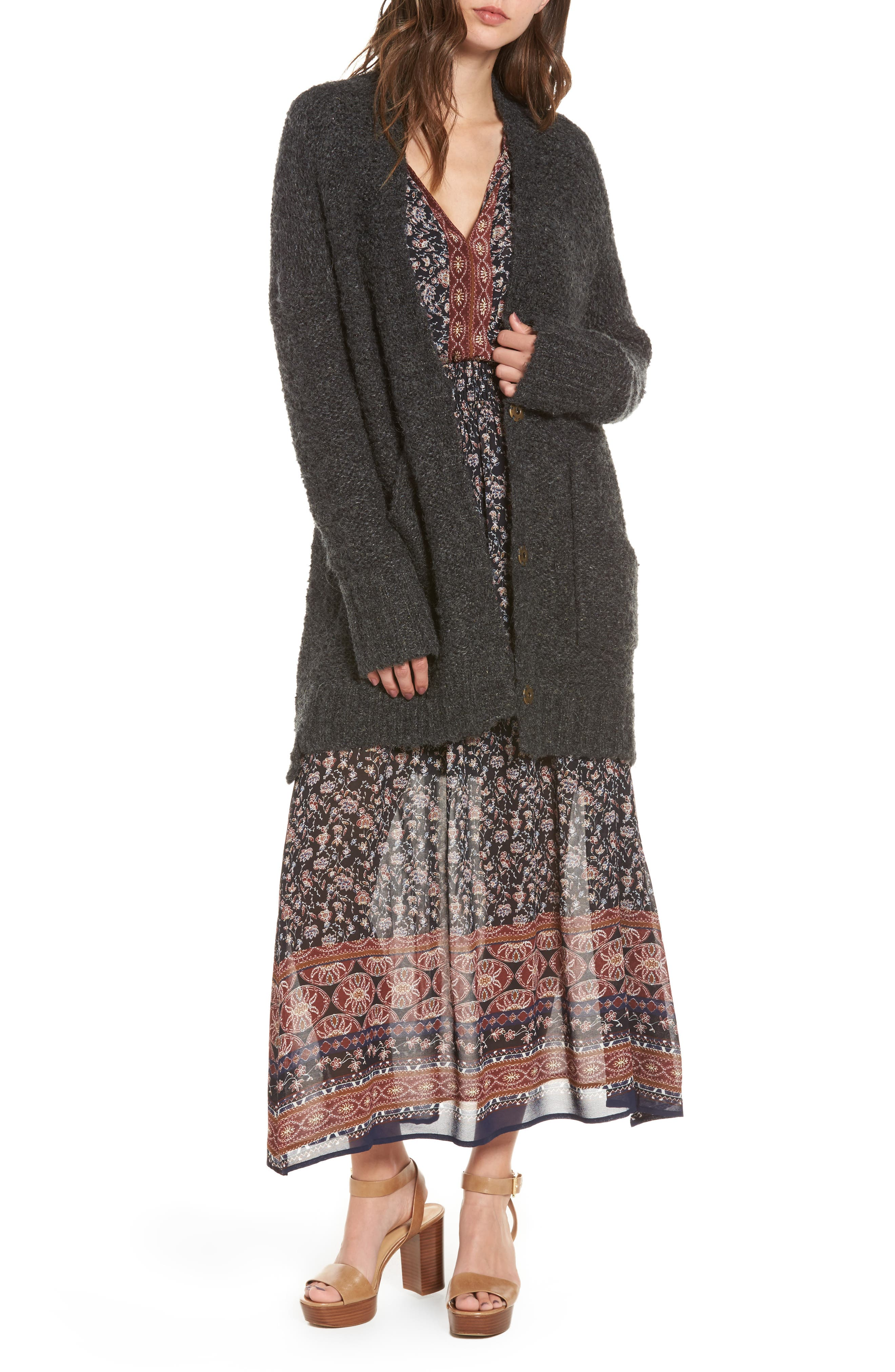 Alternate Image 1 Selected - ASTR the Label Fallon Cardigan