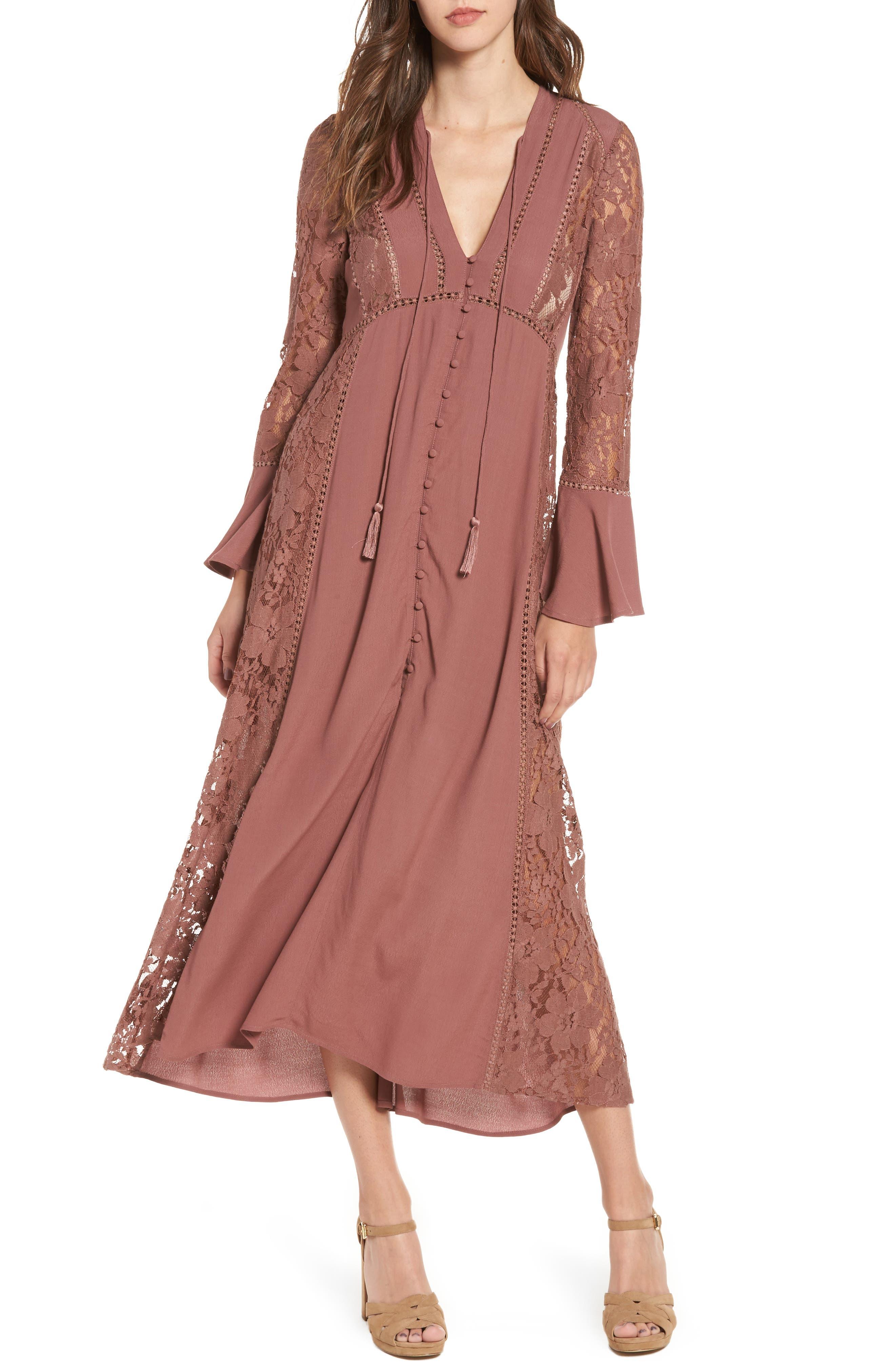 ASTR the Label Anastasia A-Line Dress