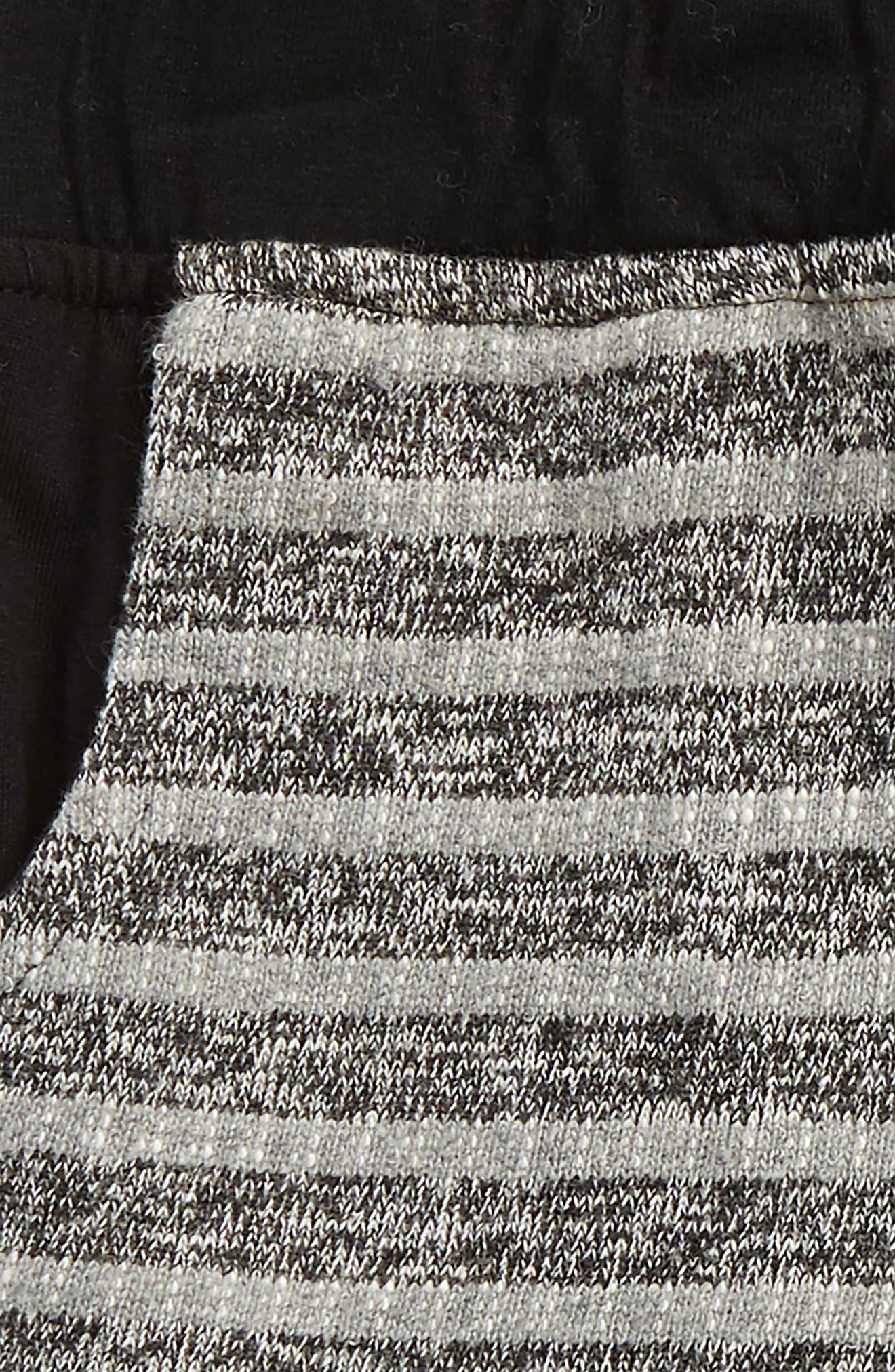 Alternate Image 2  - Peek Jordan Stripe Shorts (Toddler Boys, Little Boys & Big Boys)