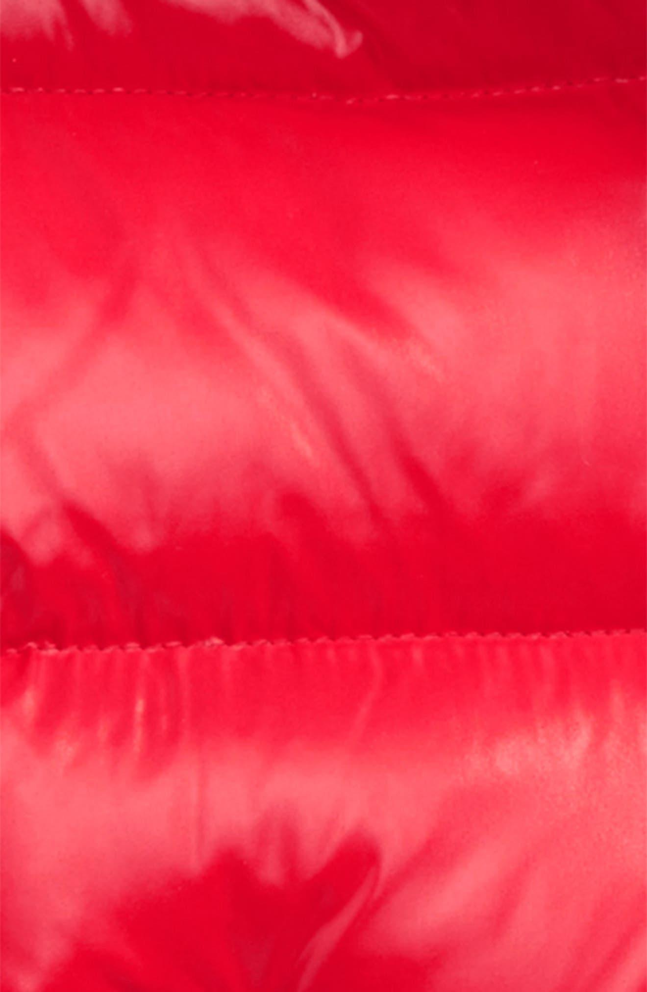 Alternate Image 2  - Moncler Abelard Water Repellent Down Jacket (Baby)