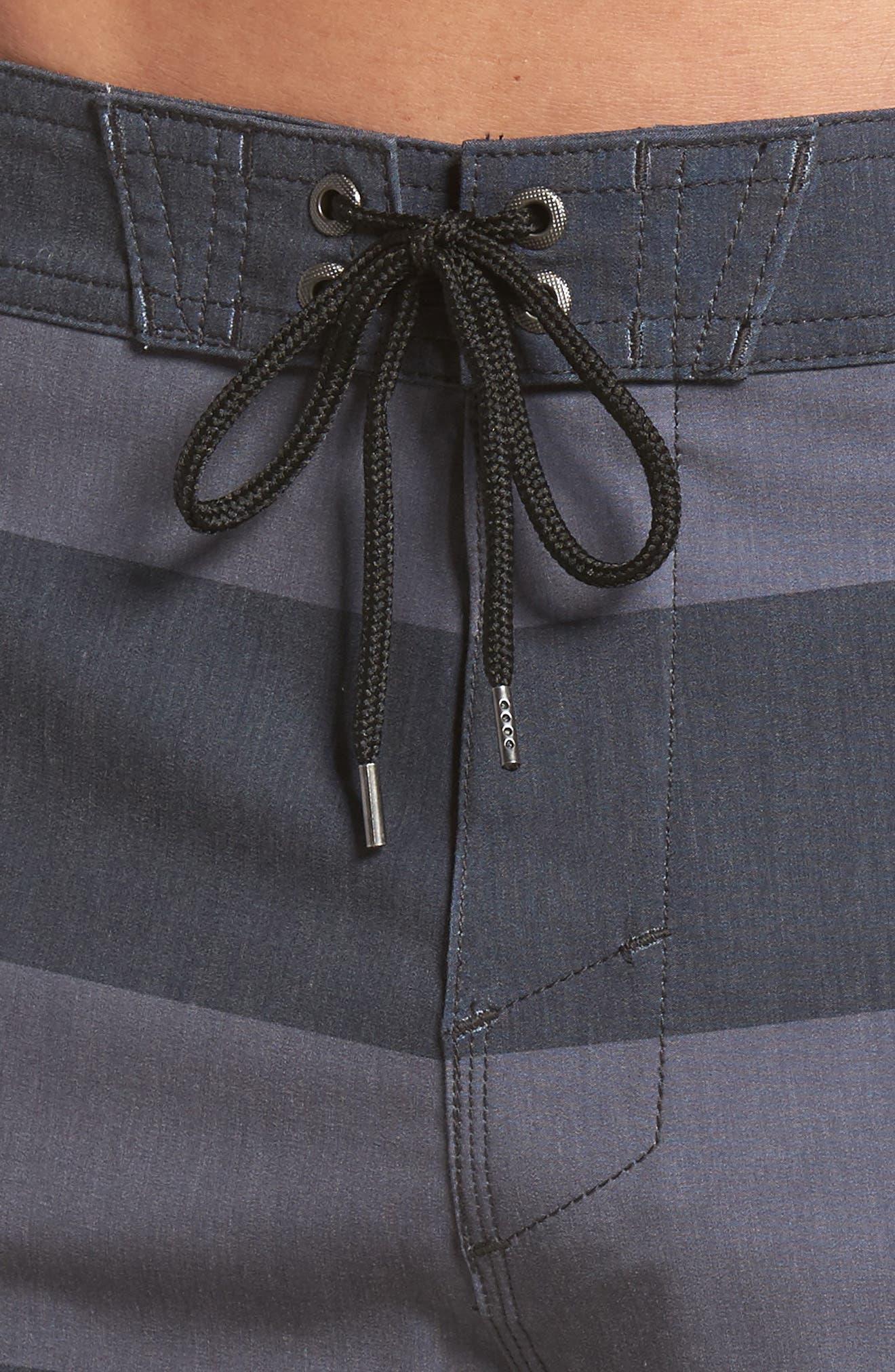 Homage Board Shorts,                             Alternate thumbnail 4, color,                             Black