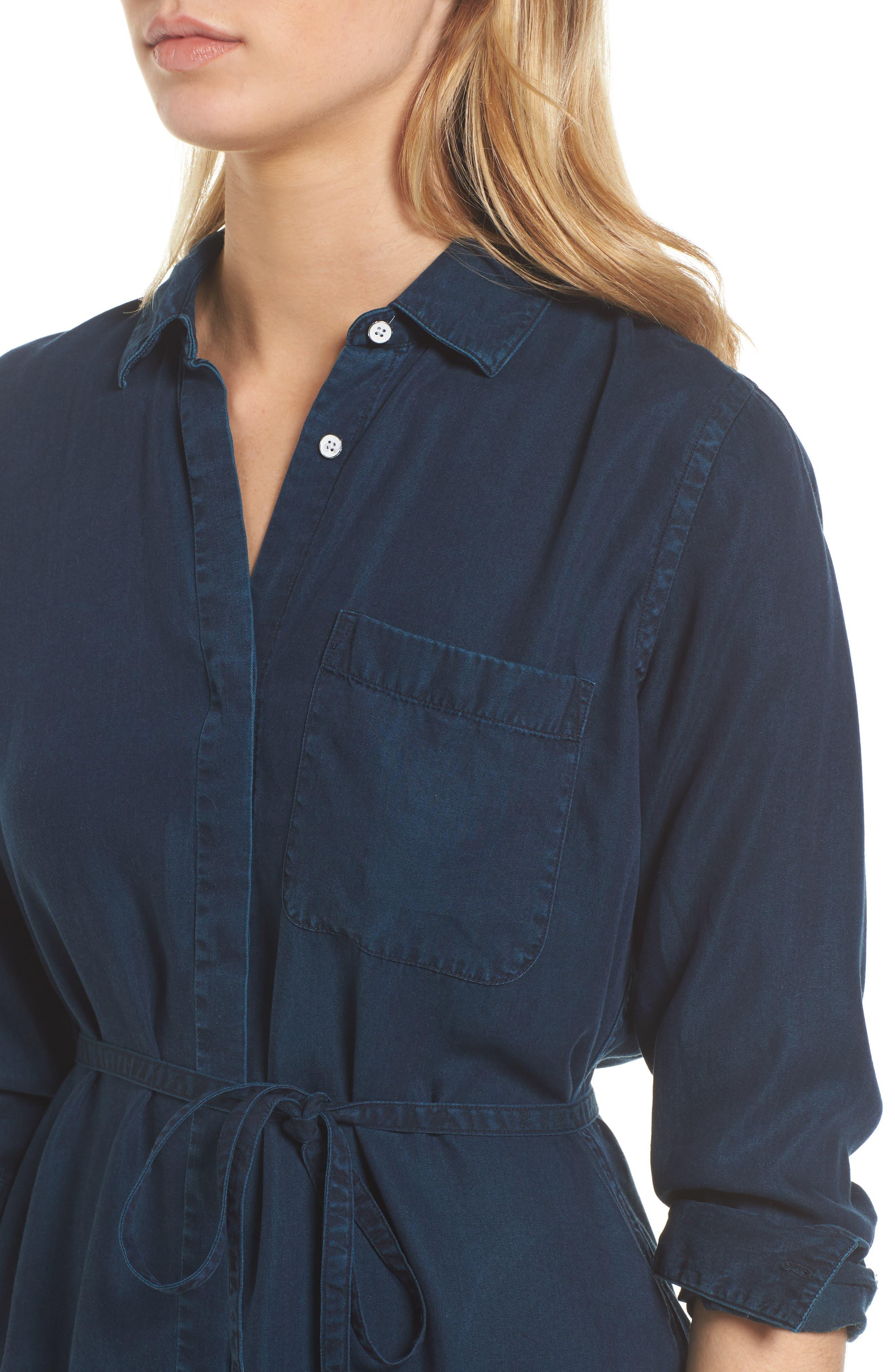 Alternate Image 4  - DL1961 Elizabeth & Kenmare Shirtdress