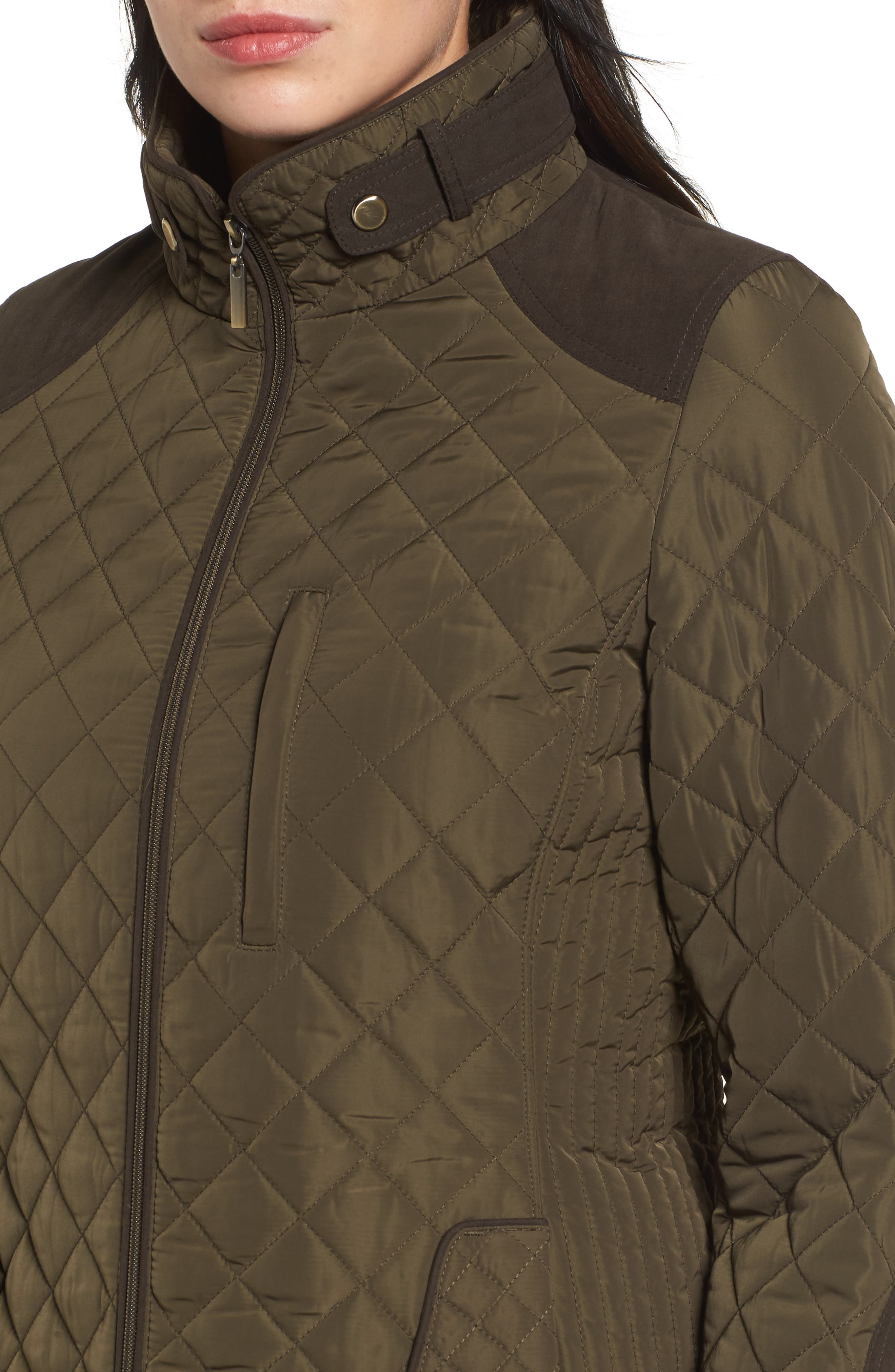Insulated Jacket,                             Alternate thumbnail 4, color,                             Fatigue